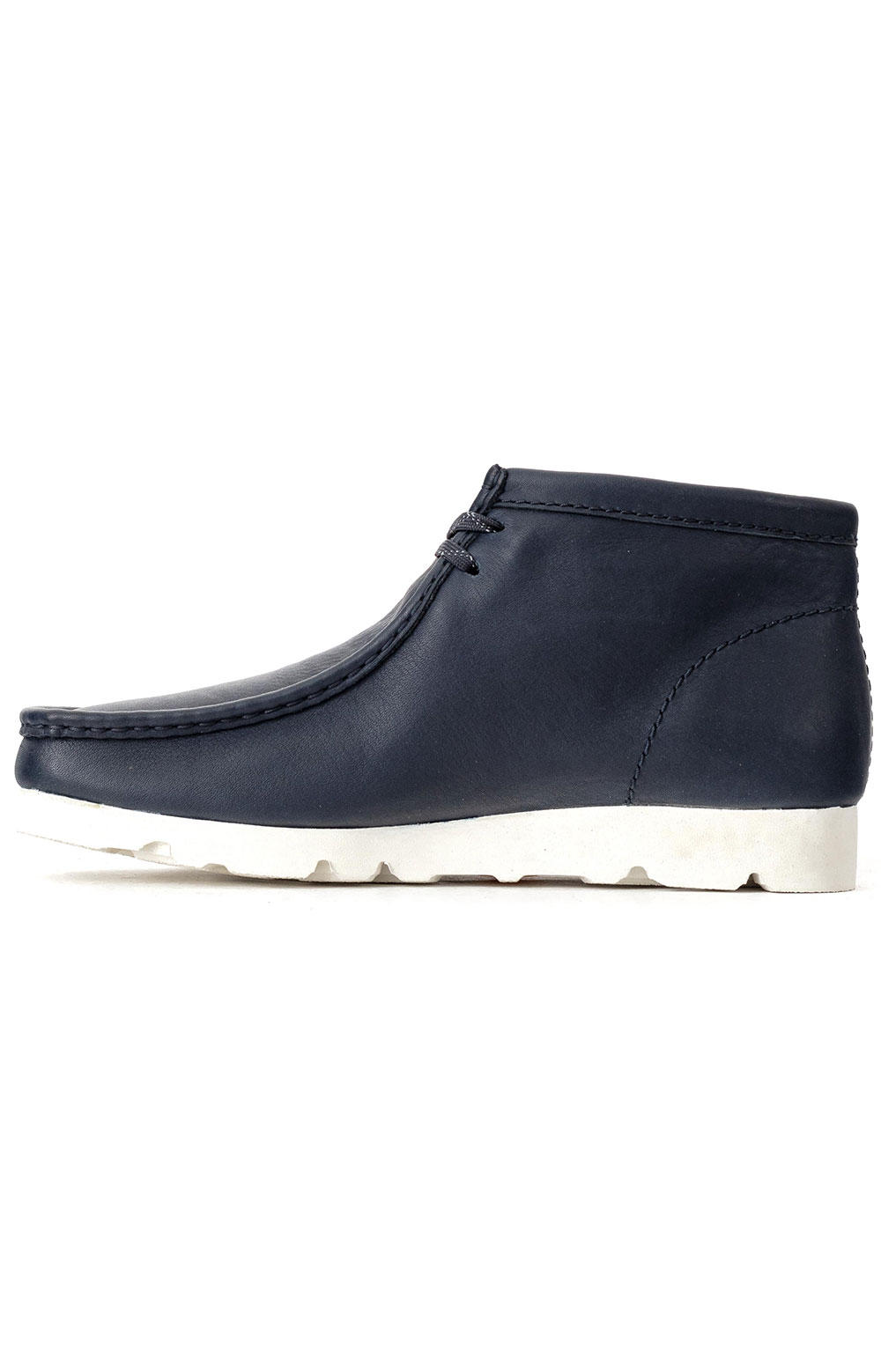 (26144519) Wallabee Boot Gore-Tex  - Ink Heather  4