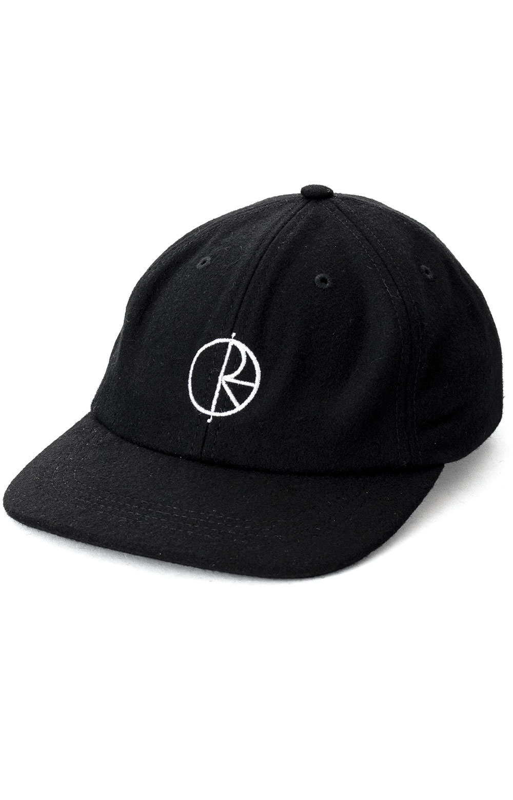 Wool Cap - Black