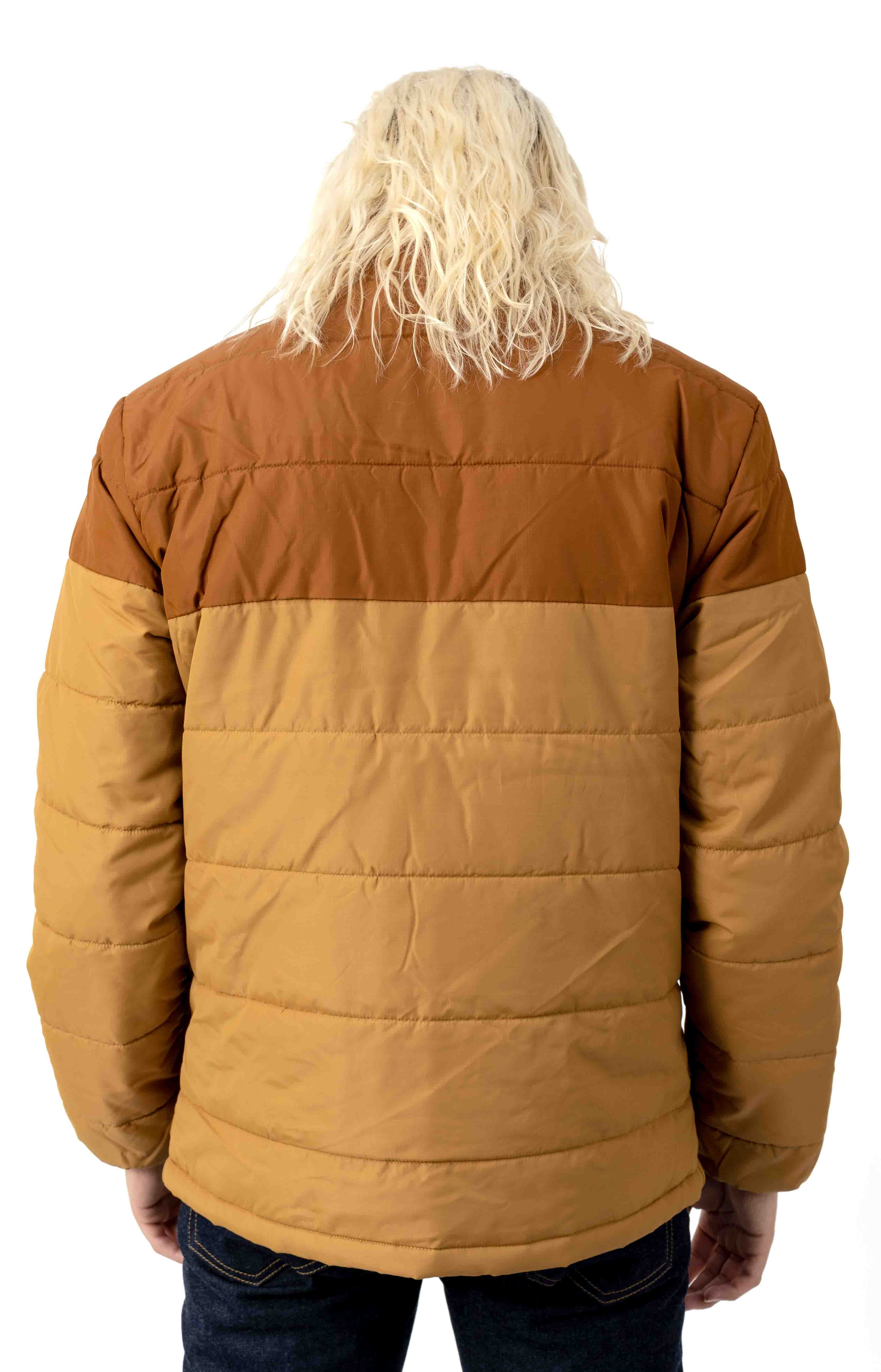 Cass Puffer Jacket - Cooper/Washed Cooper 3