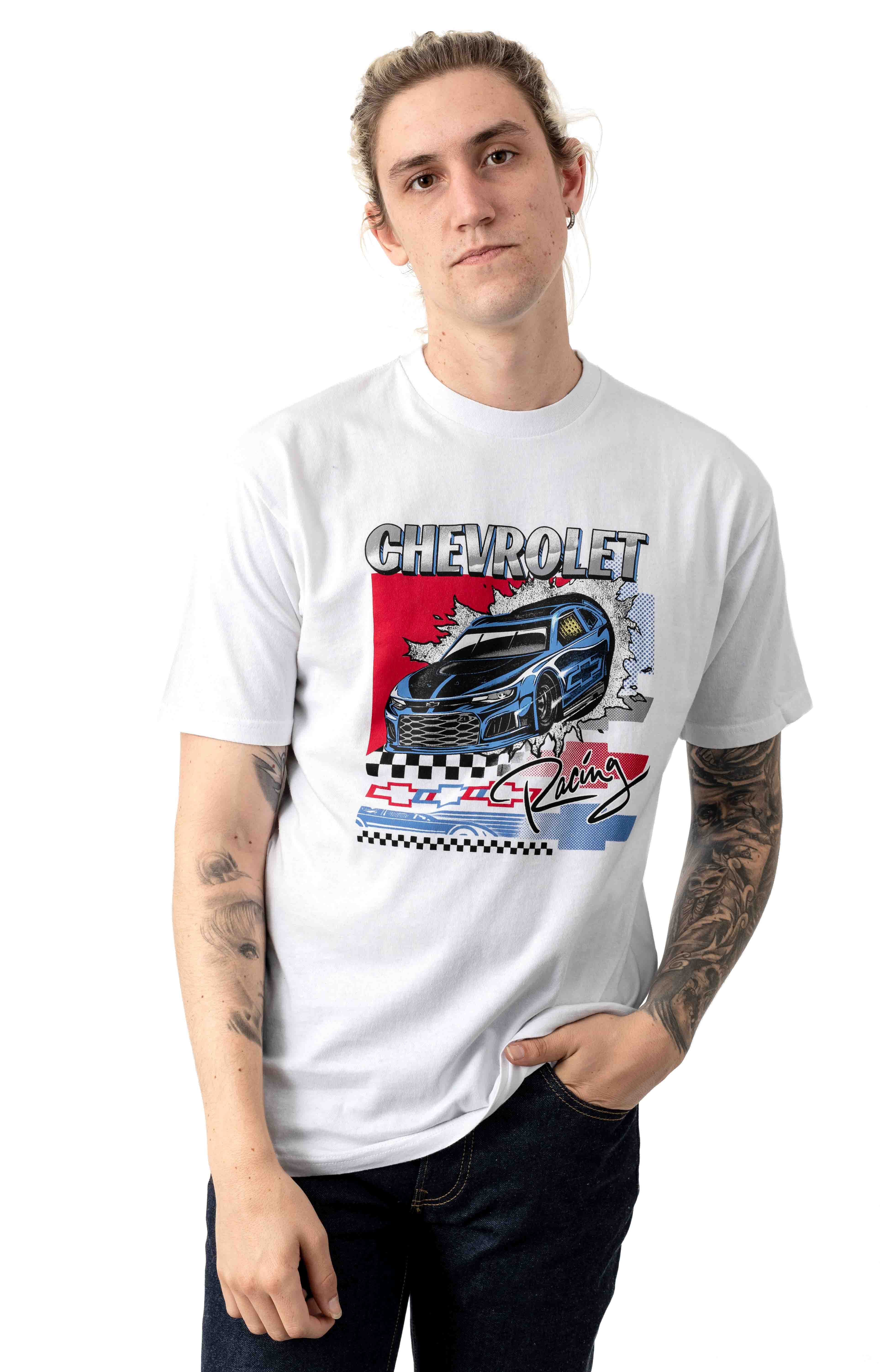 Super Sport T-Shirt - El Camino White