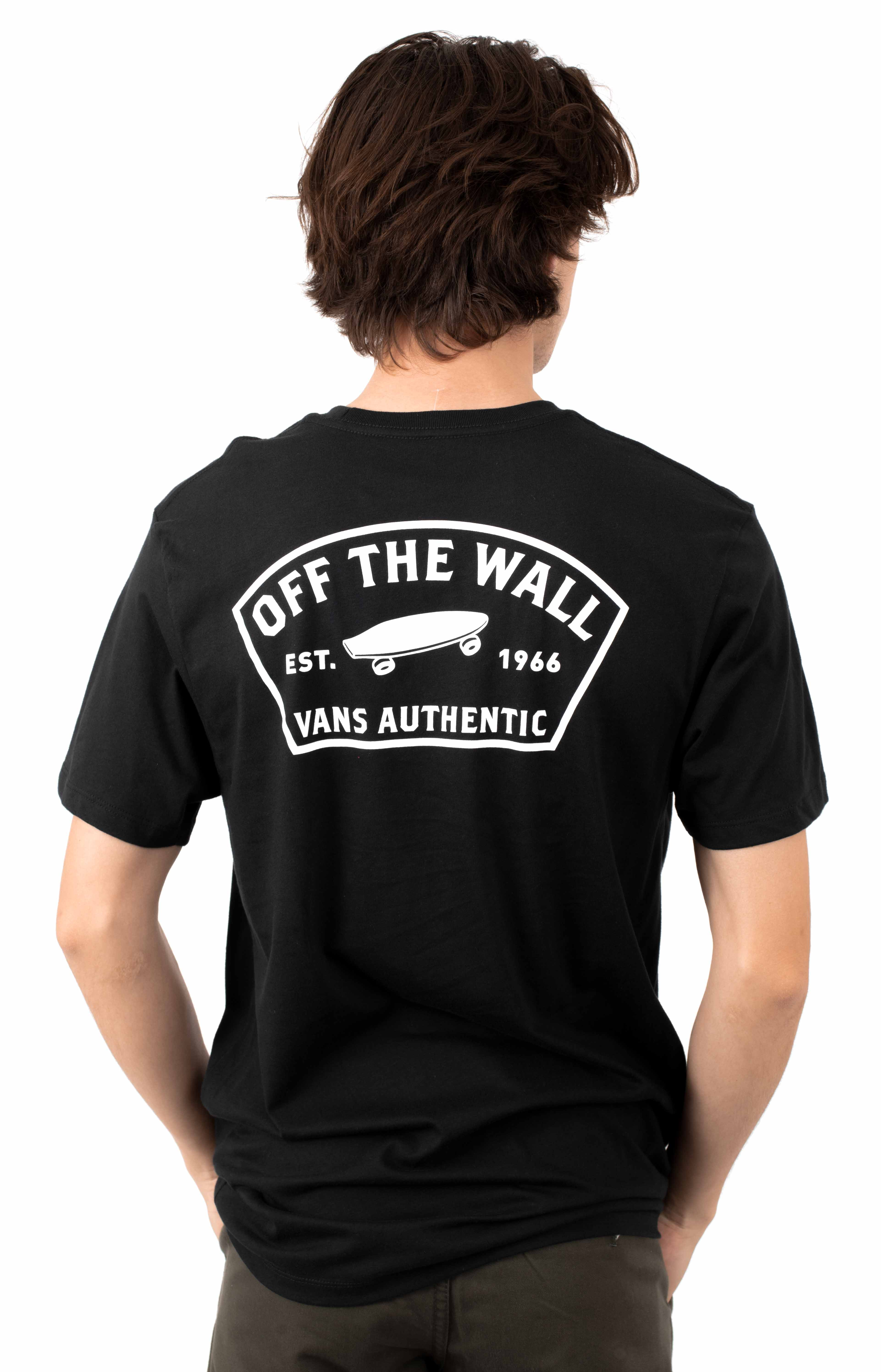 Vans Workwear T-Shirt - Black