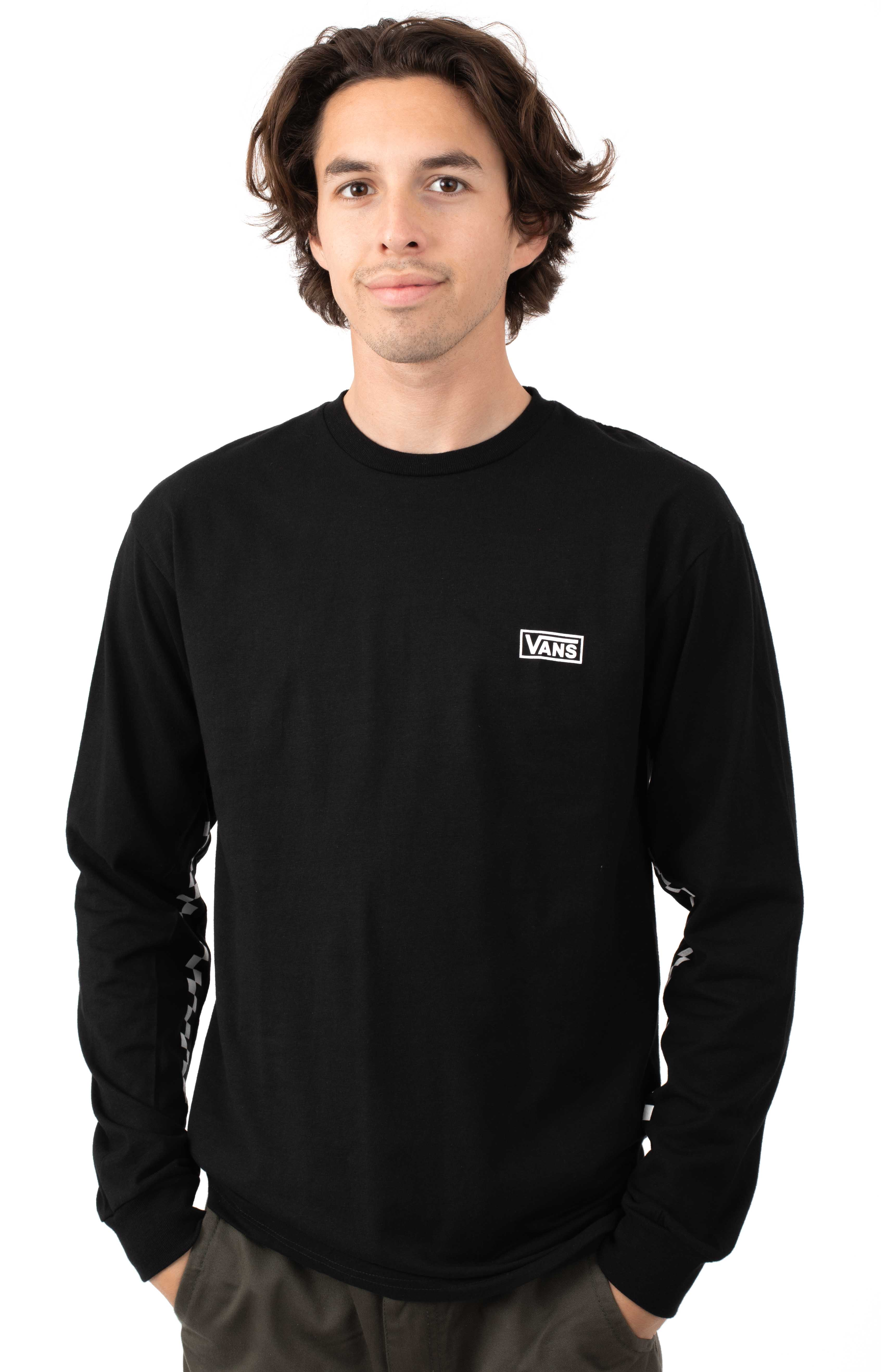OTW Distort L/S Shirt - Black