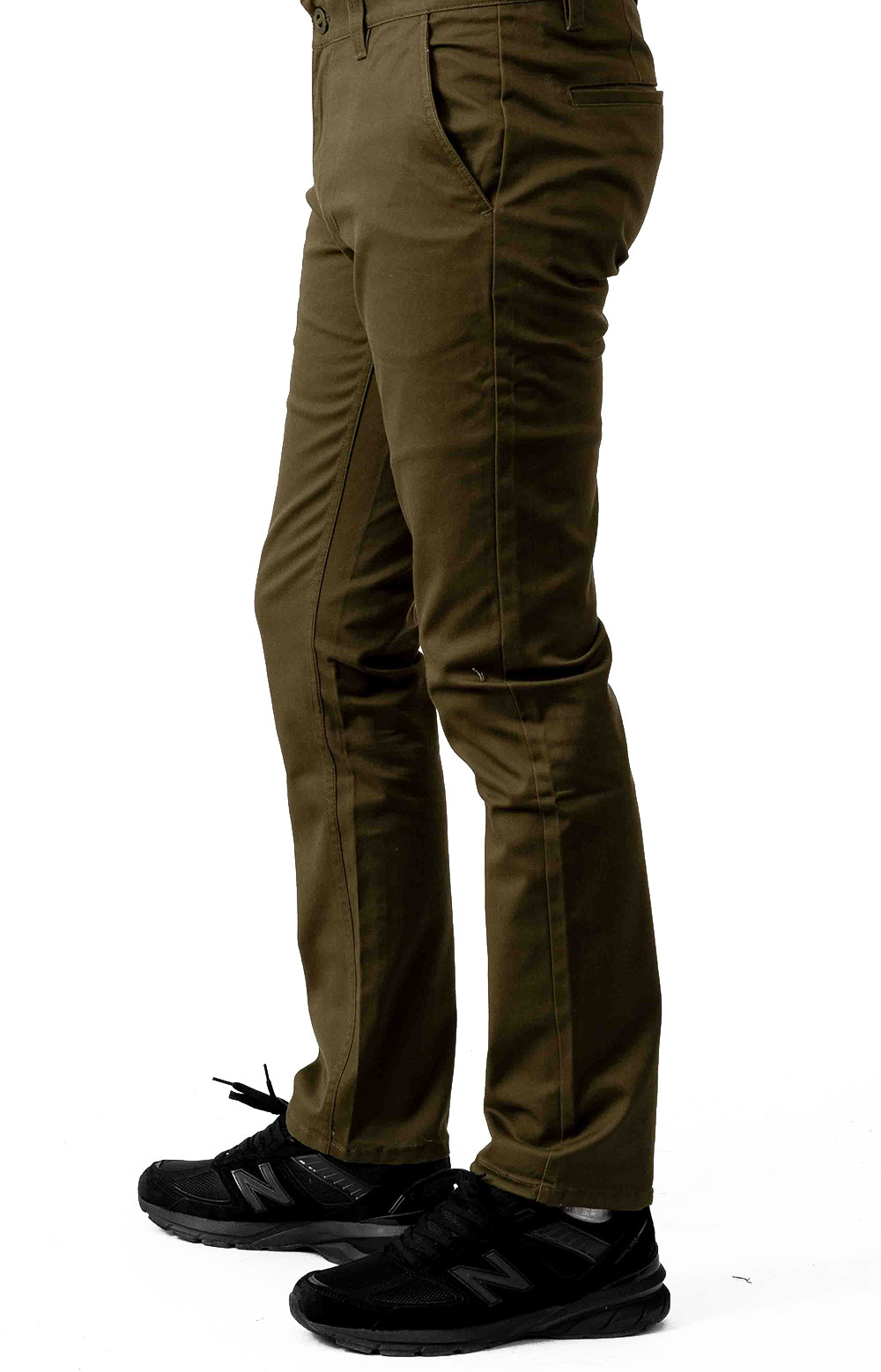 Reserve Chino Pants - Olive