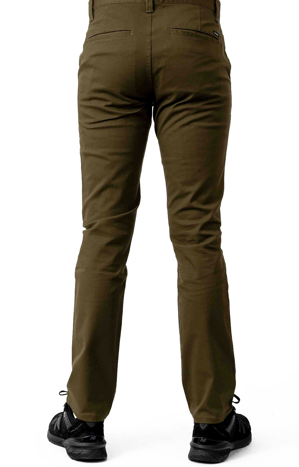 Reserve Chino Pants - Olive 3
