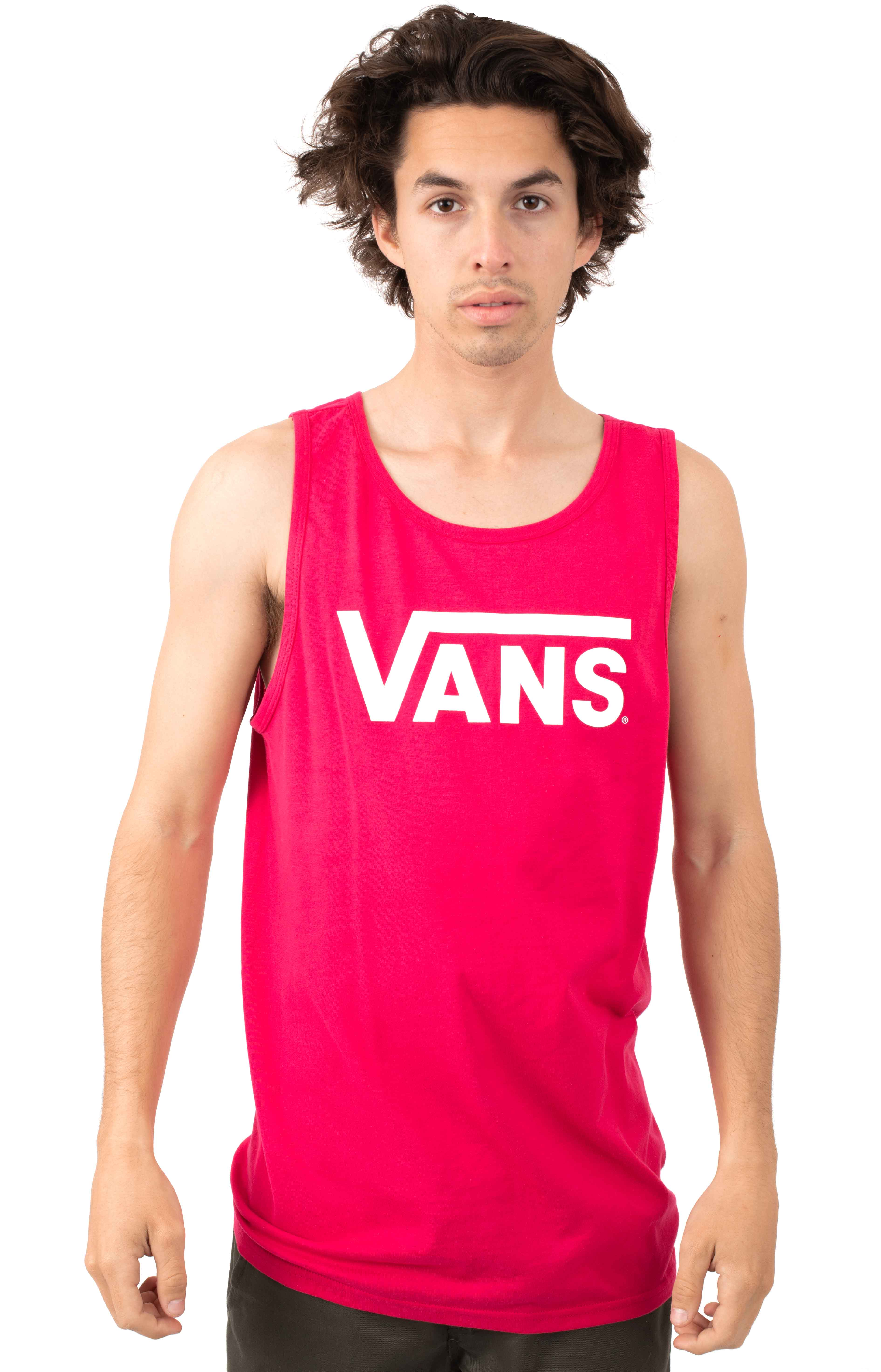 Vans Classic Tank Top - Jazzy/White
