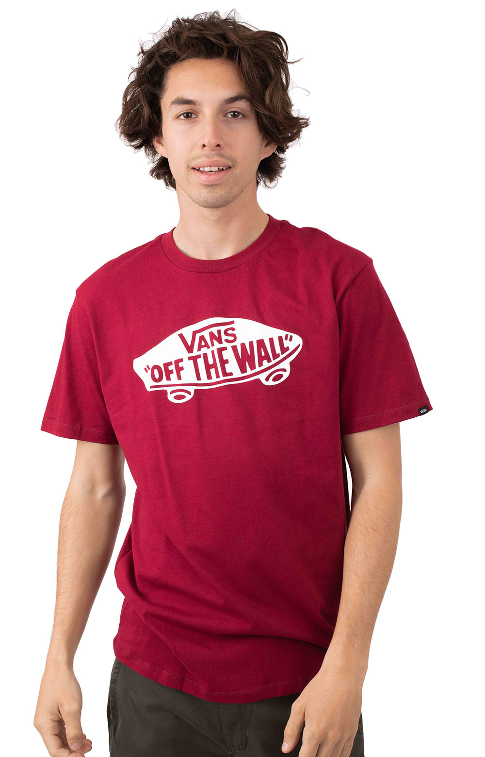 Vans OTW T-Shirt - Rhumba Red
