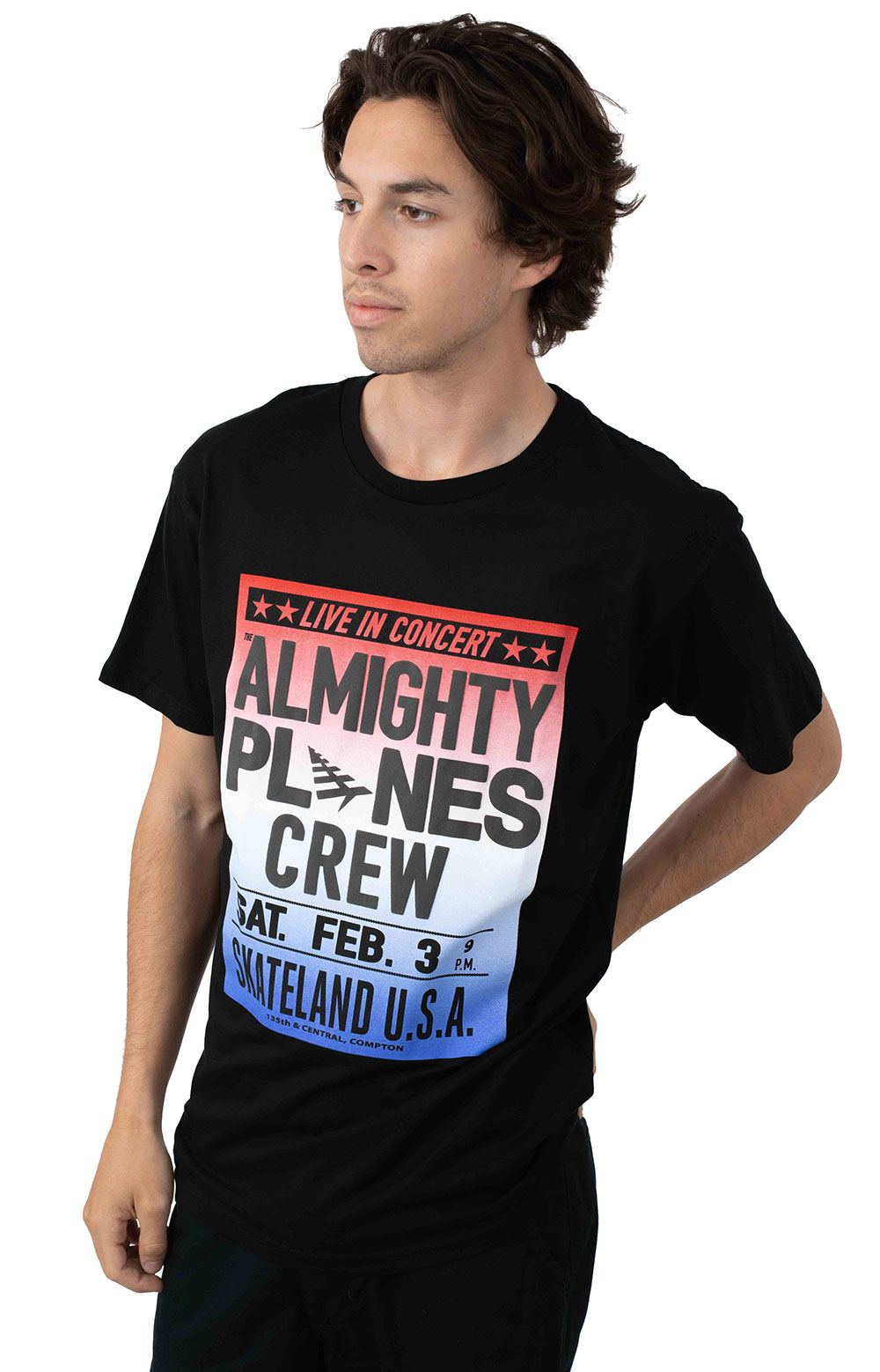 Almighty T-Shirt - Black 2