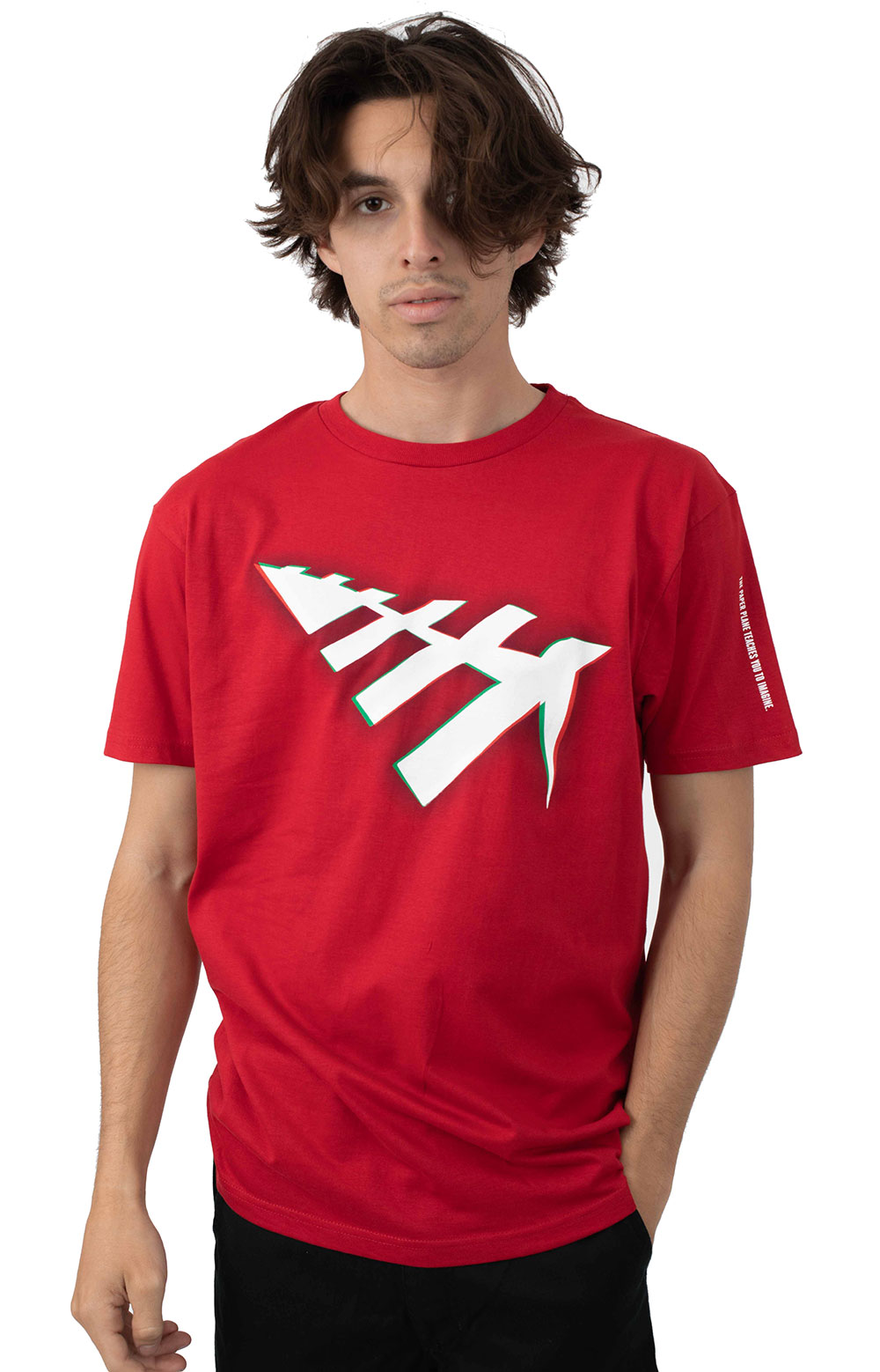 Projection T-Shirt - Red