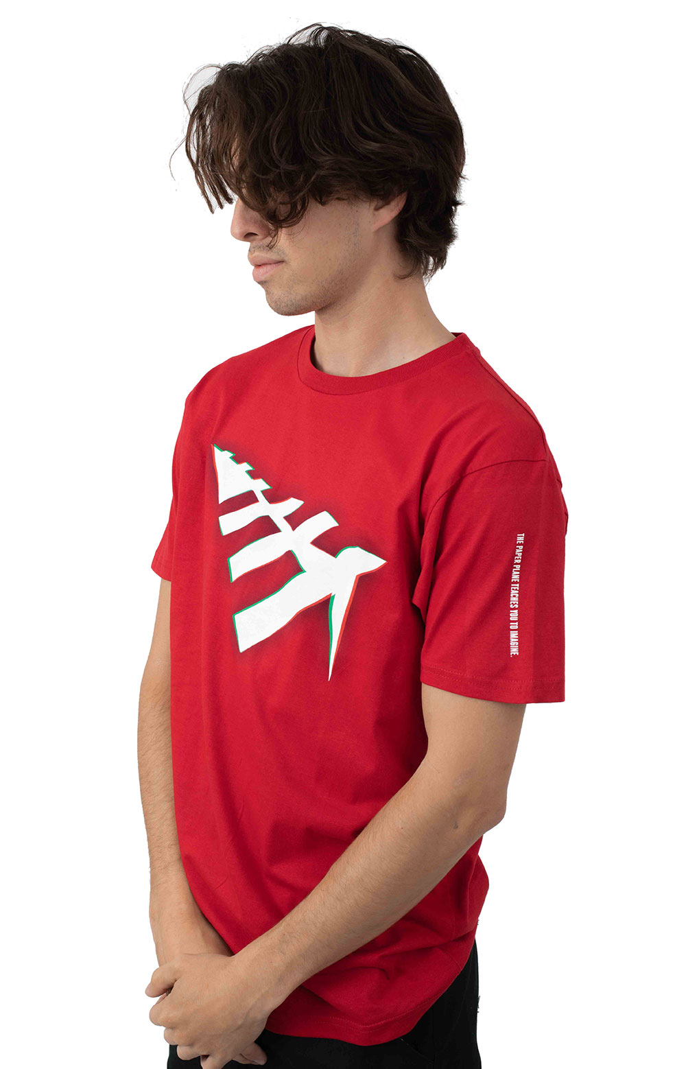 Projection T-Shirt - Red 2
