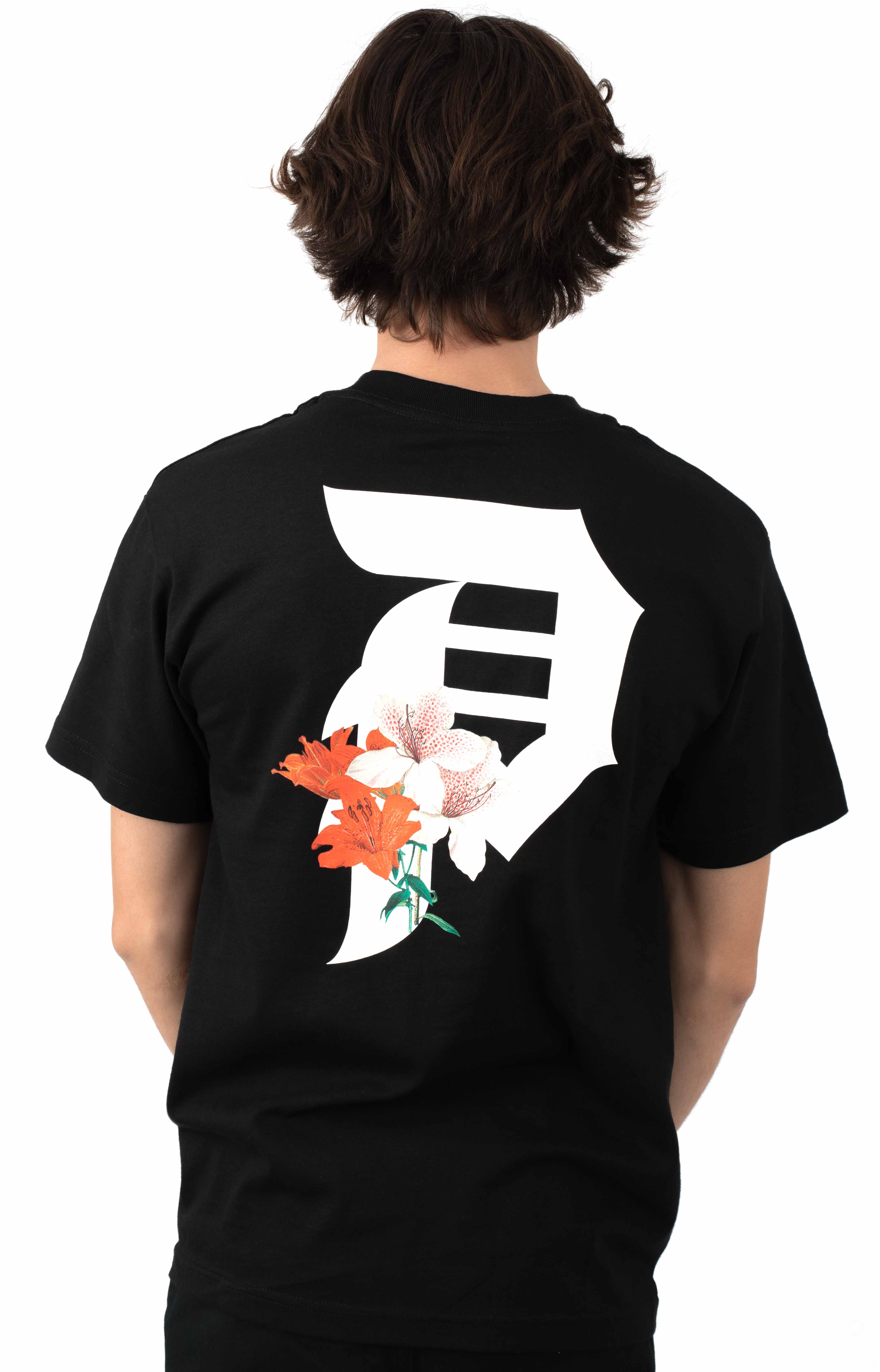 Dirty P Lily T-Shirt - Black
