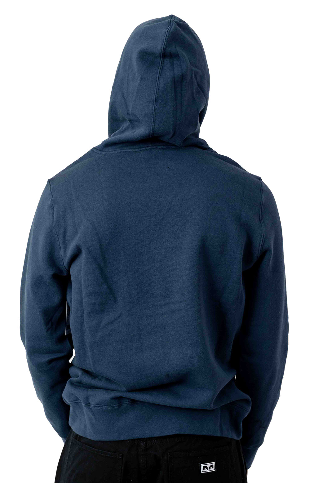 See You In Hell Pullover Hoodie - Insignia Blue 3