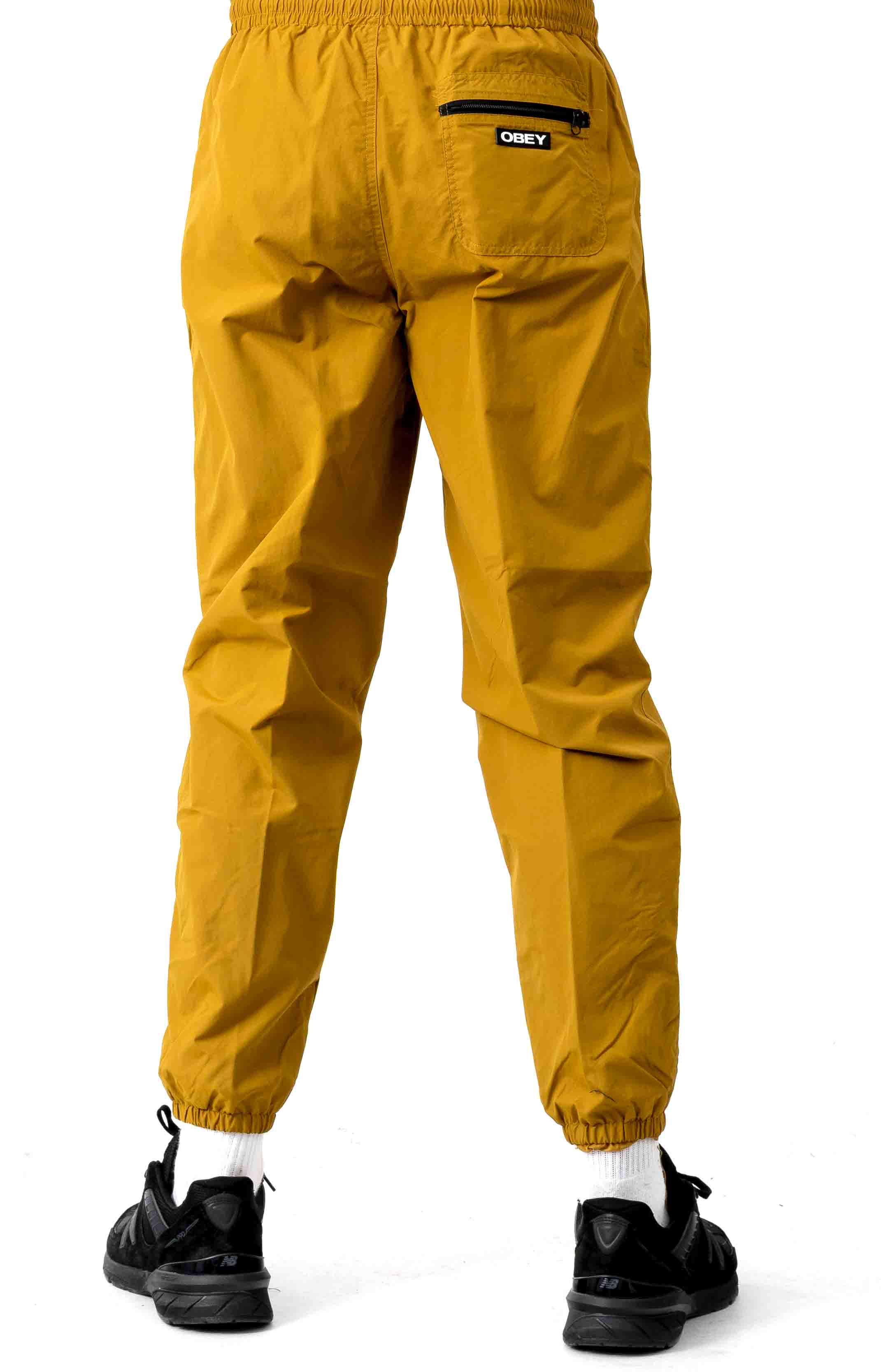 Easy Outdoor Pant - Golden Palm 3