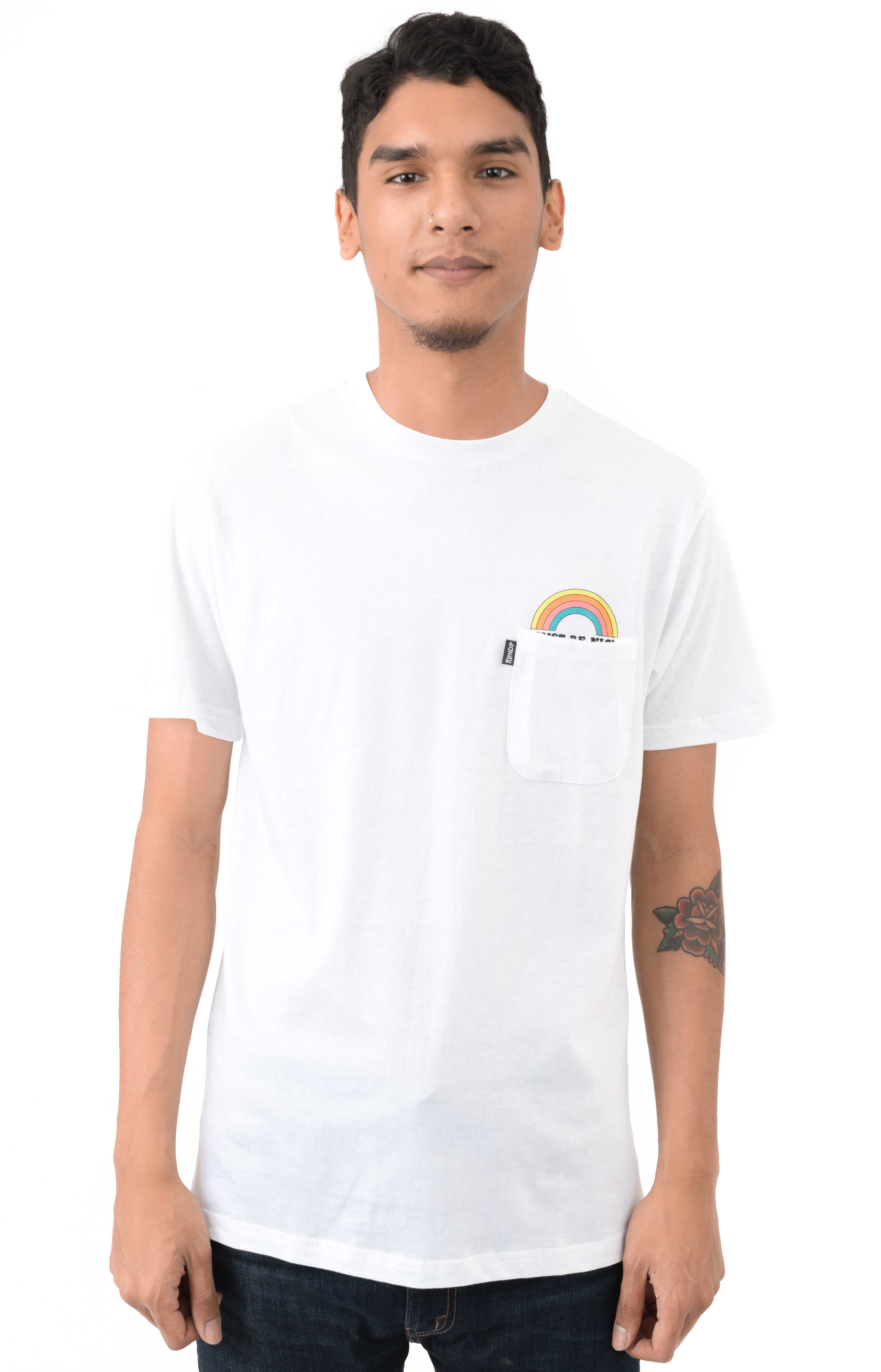 My Little Nerm T-Shirt - White  2