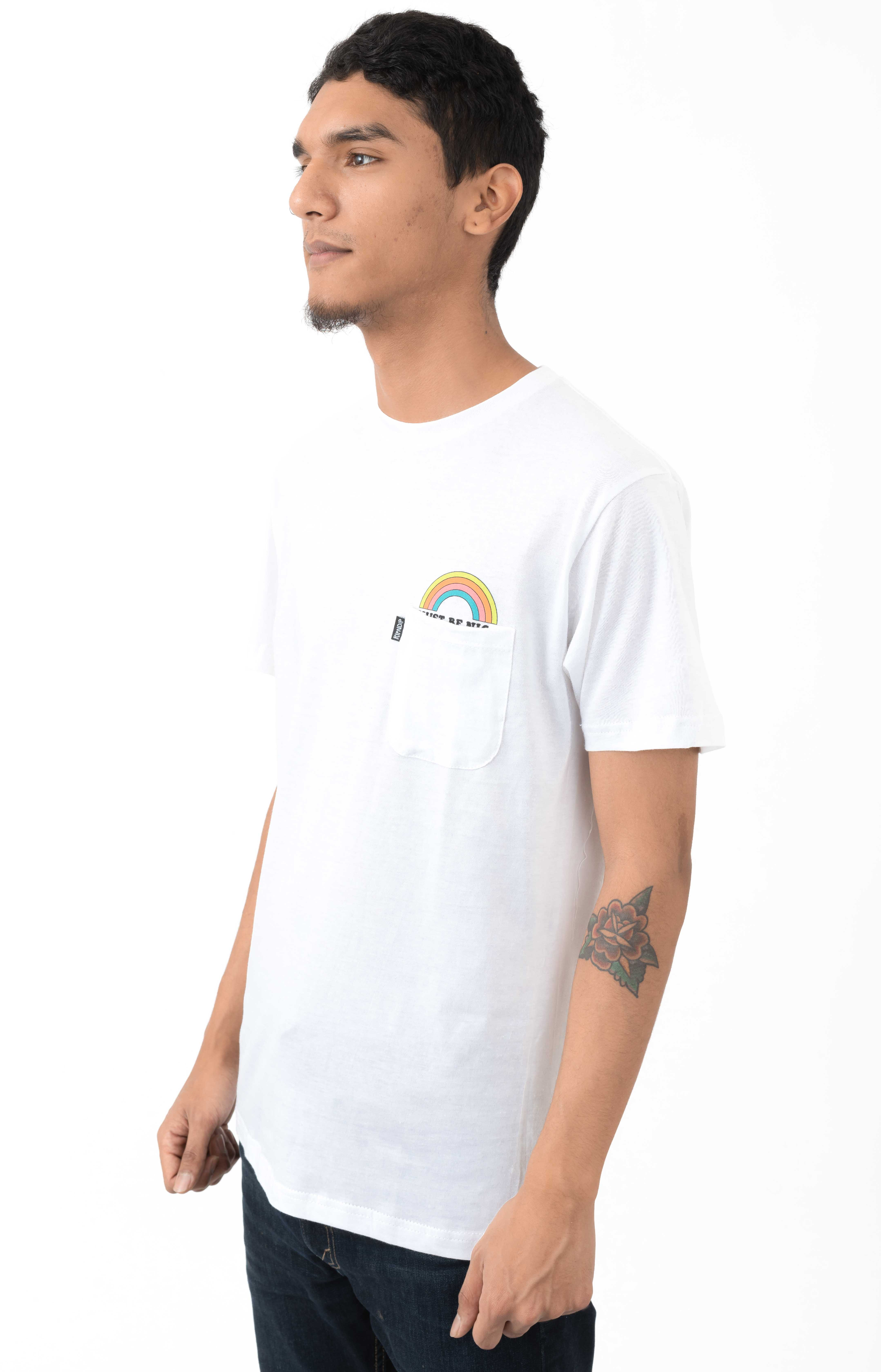 My Little Nerm T-Shirt - White  3