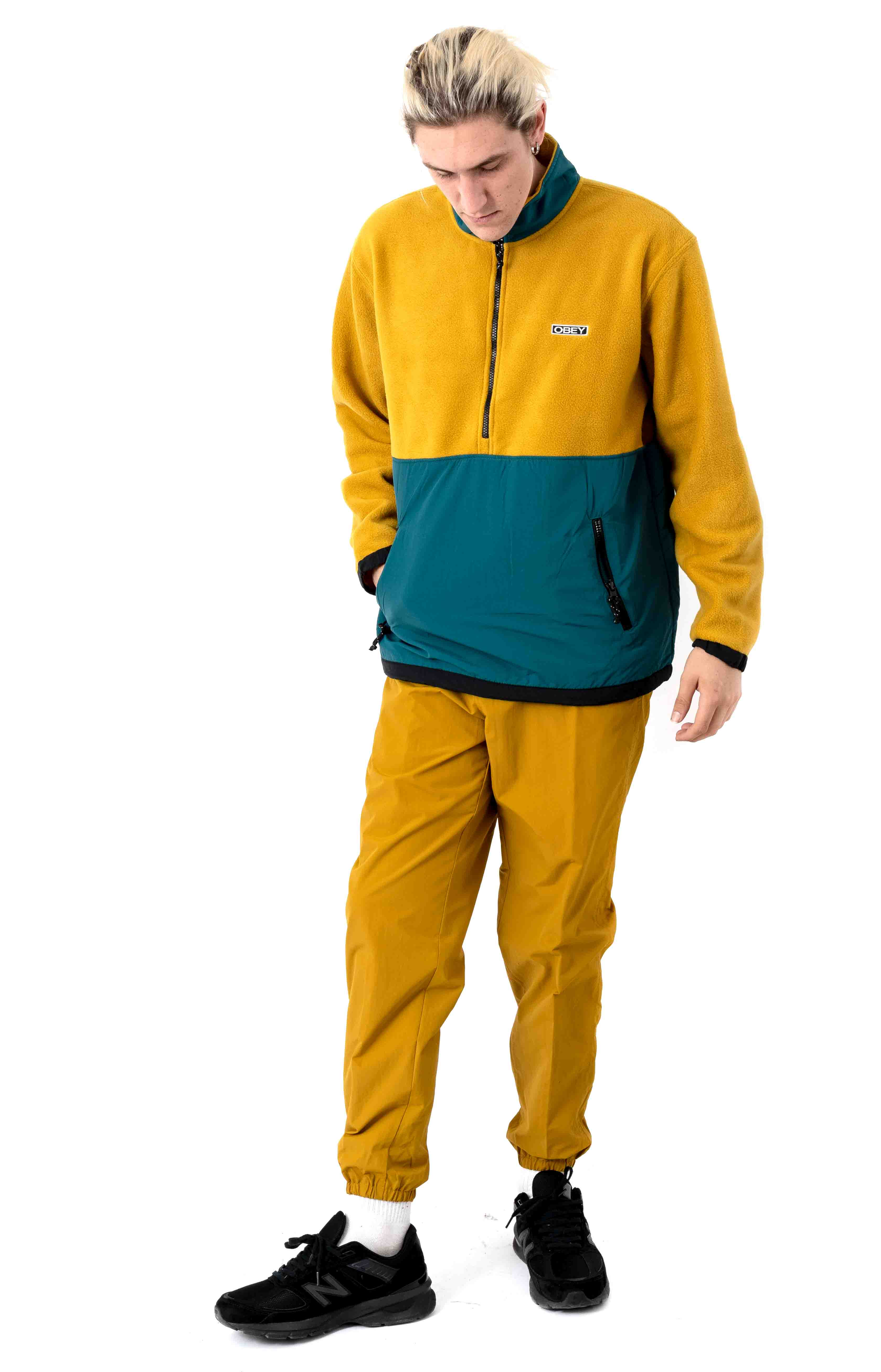 Easy Outdoor Pant - Golden Palm 4