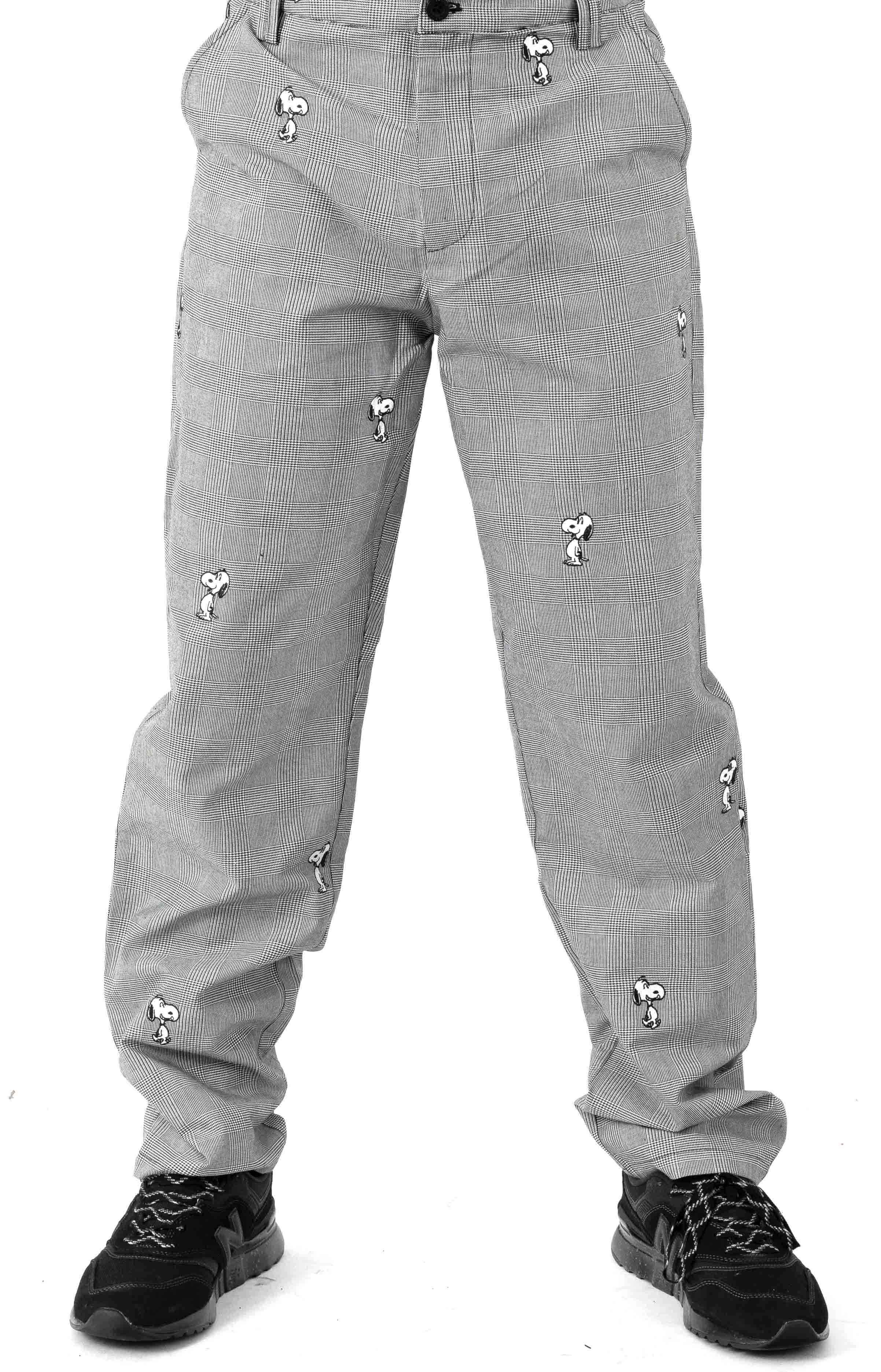 Snoopy Repeat Work Pants
