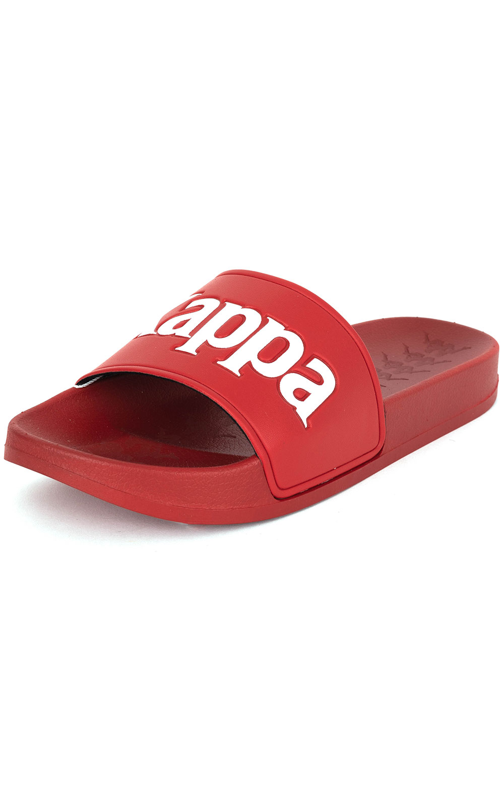 222 Banda Adam 9 Slides - Red/White