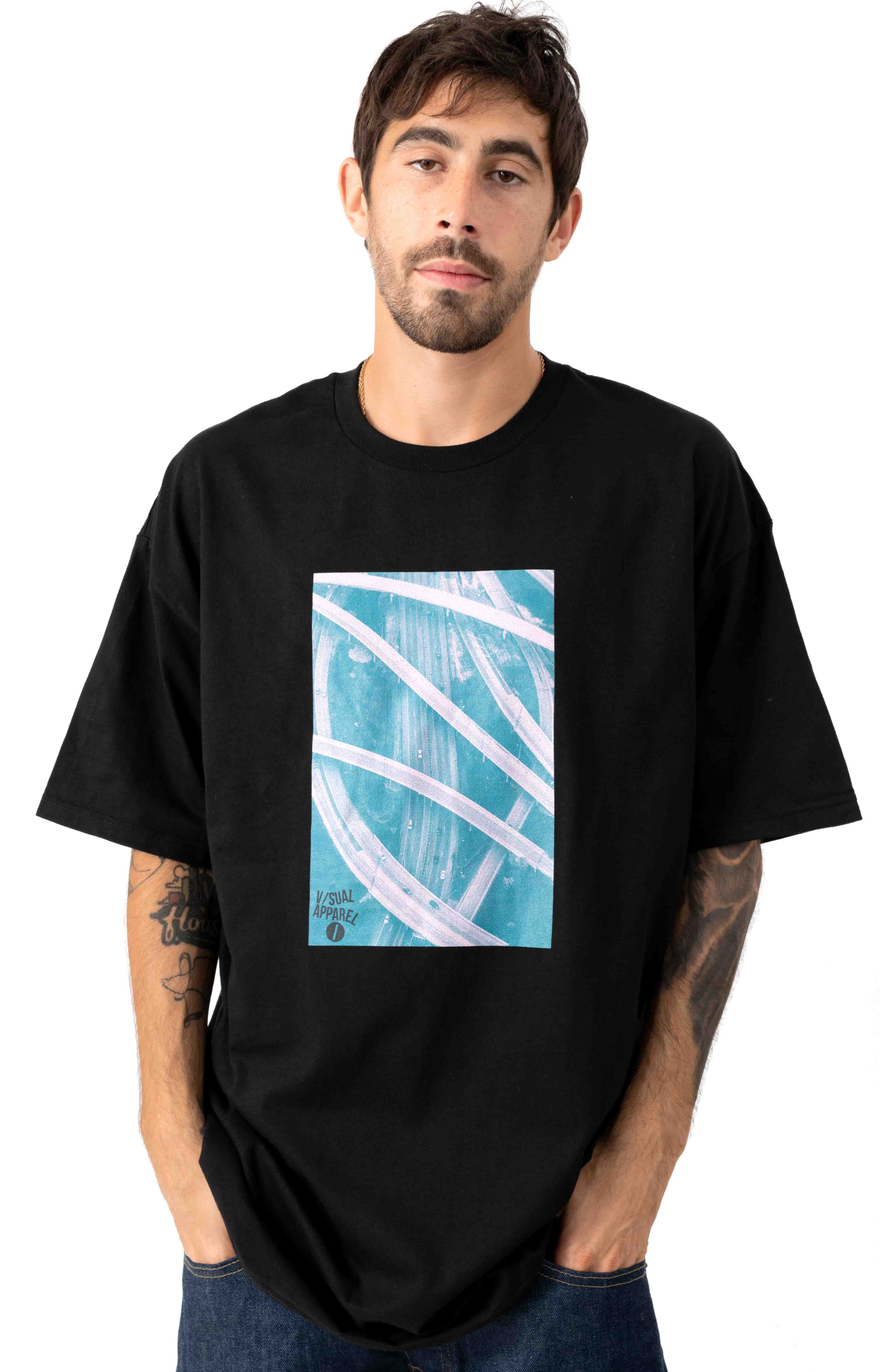 Overpassing T-Shirt - Black