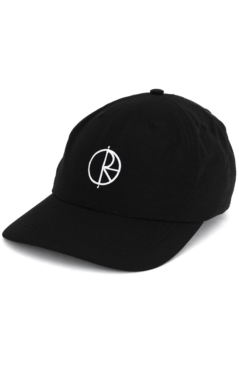 Lightweight Strap-Back Cap - Black