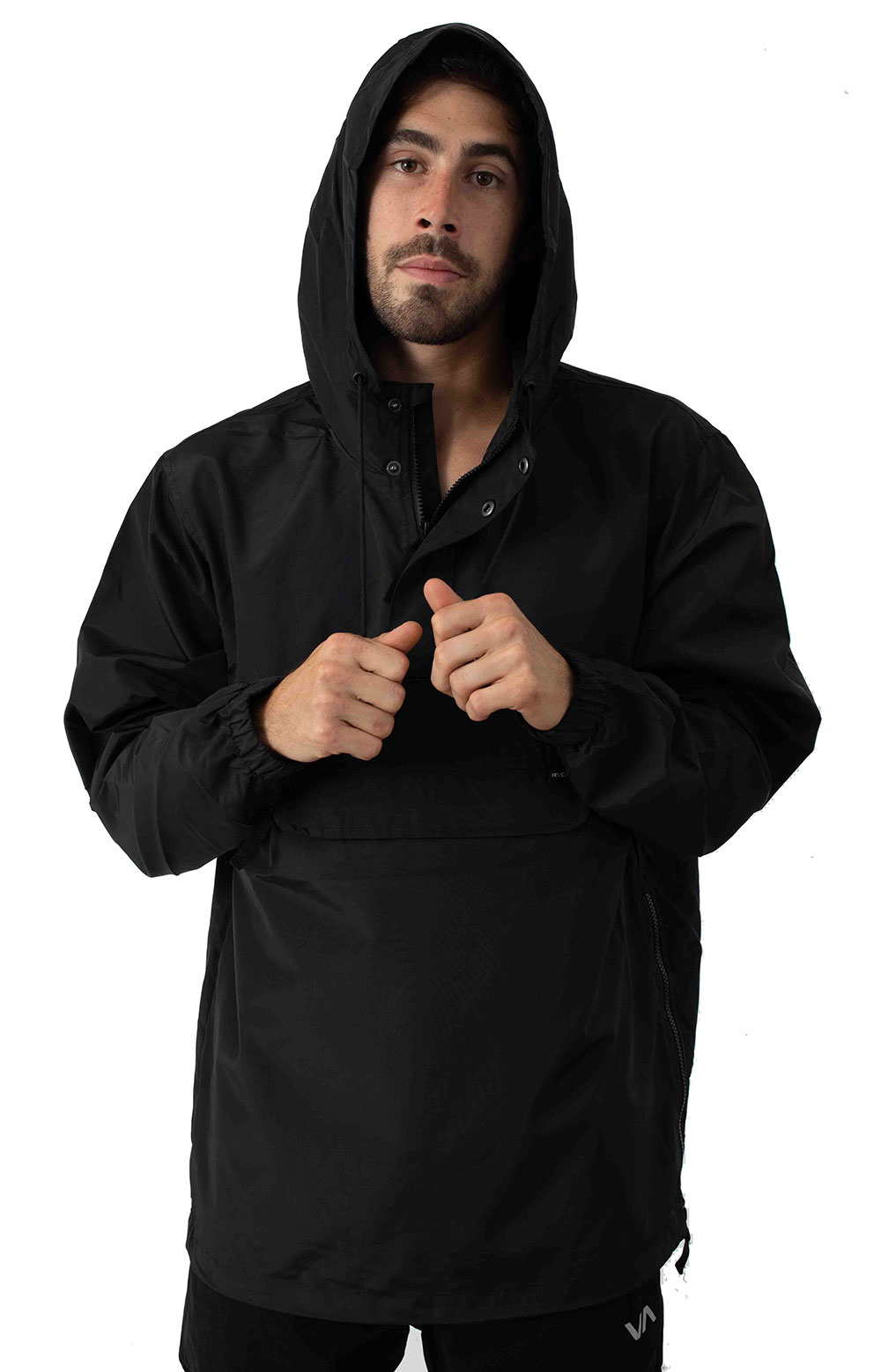 Rvca 77325 Killer Anorak - Black