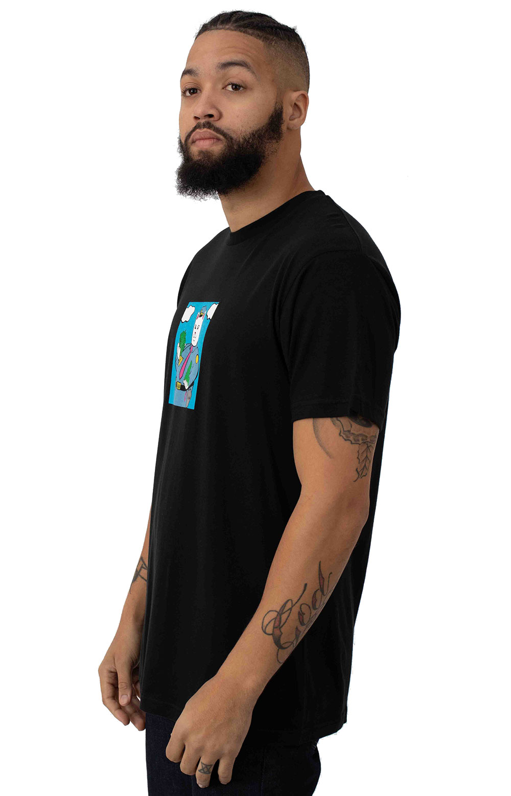 Confiscated T-Shirt - Black 2