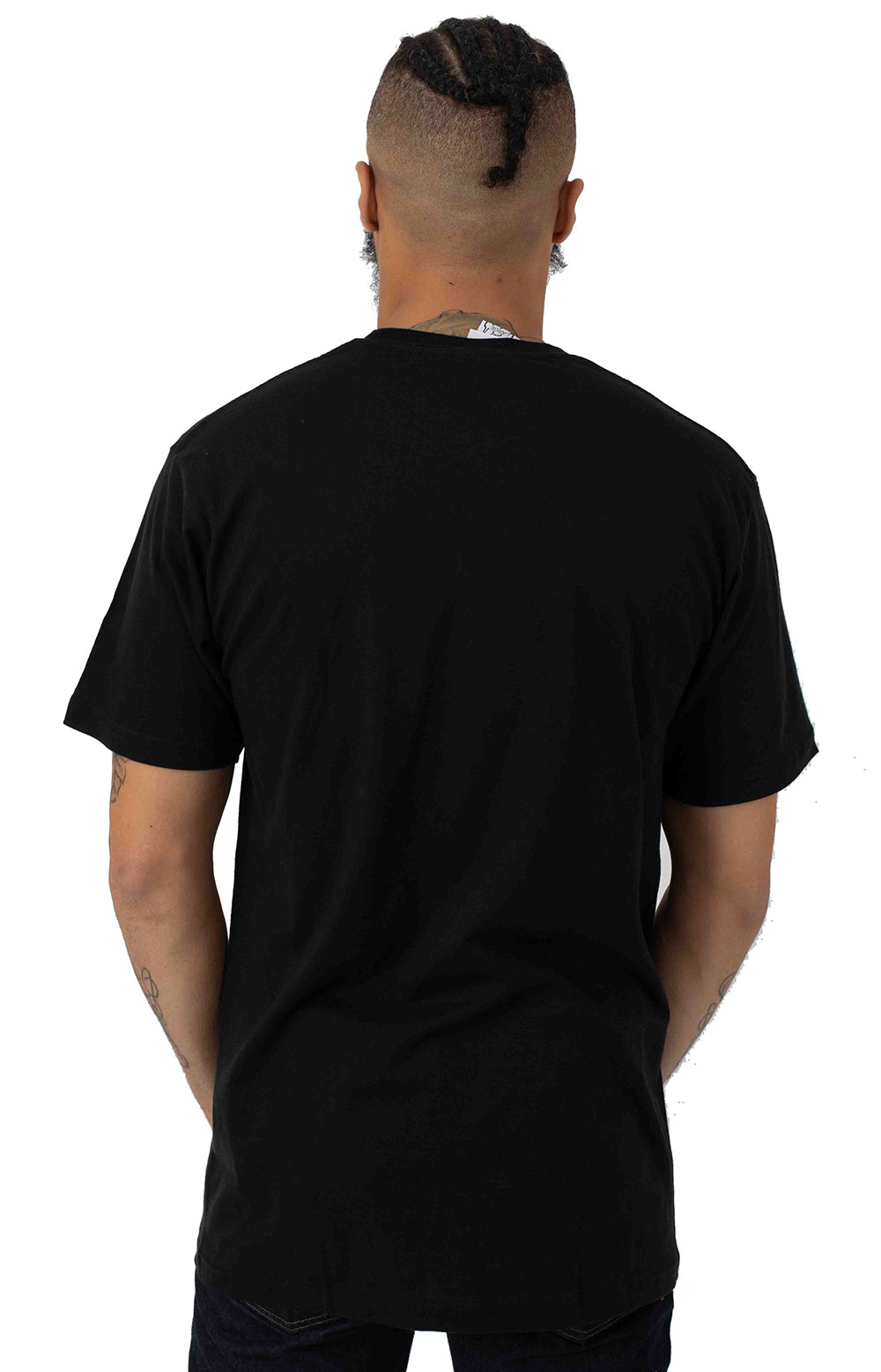 Nermio T-Shirt - Black 3