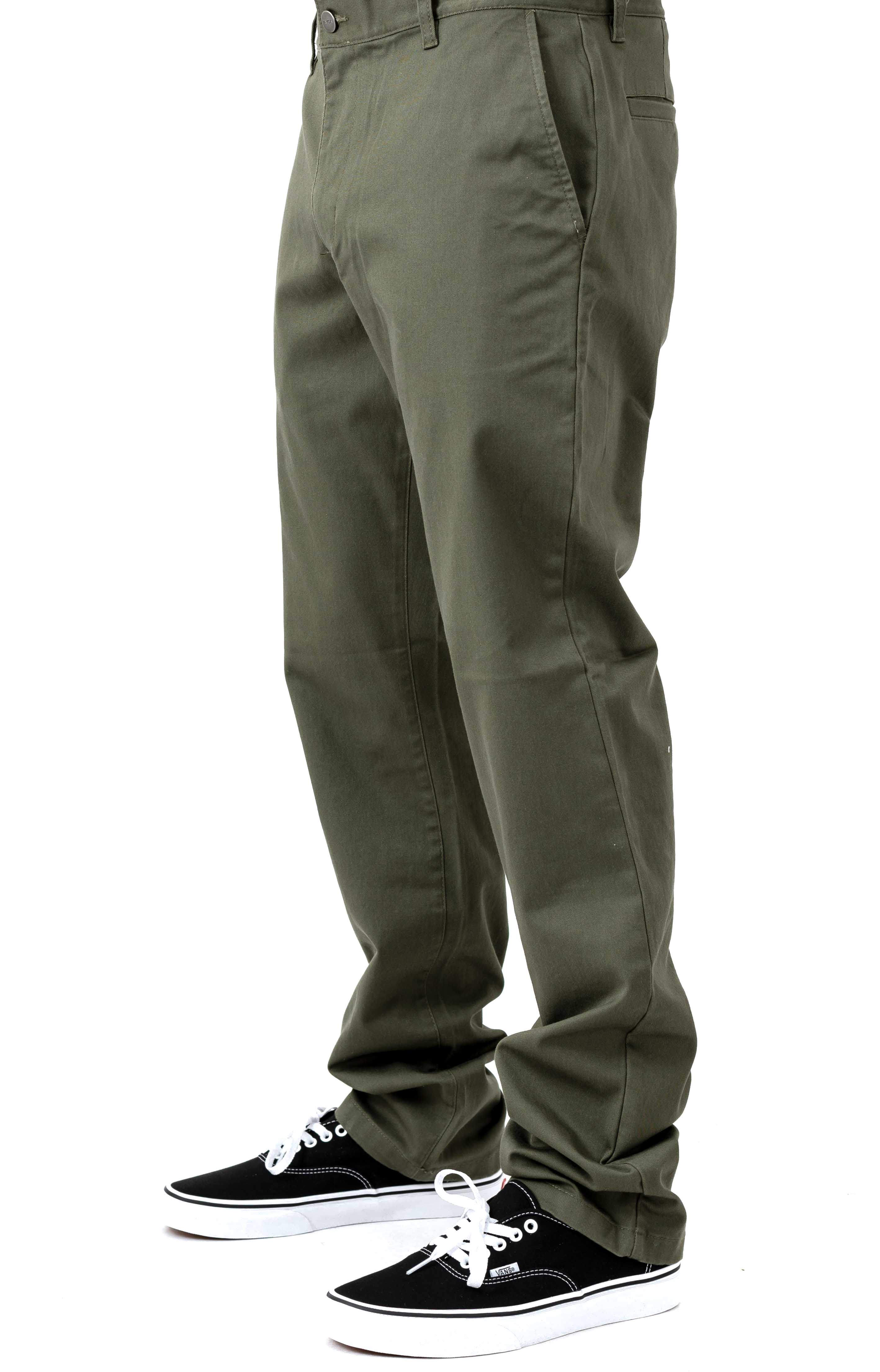 Weekend Stretch Pants - Olive