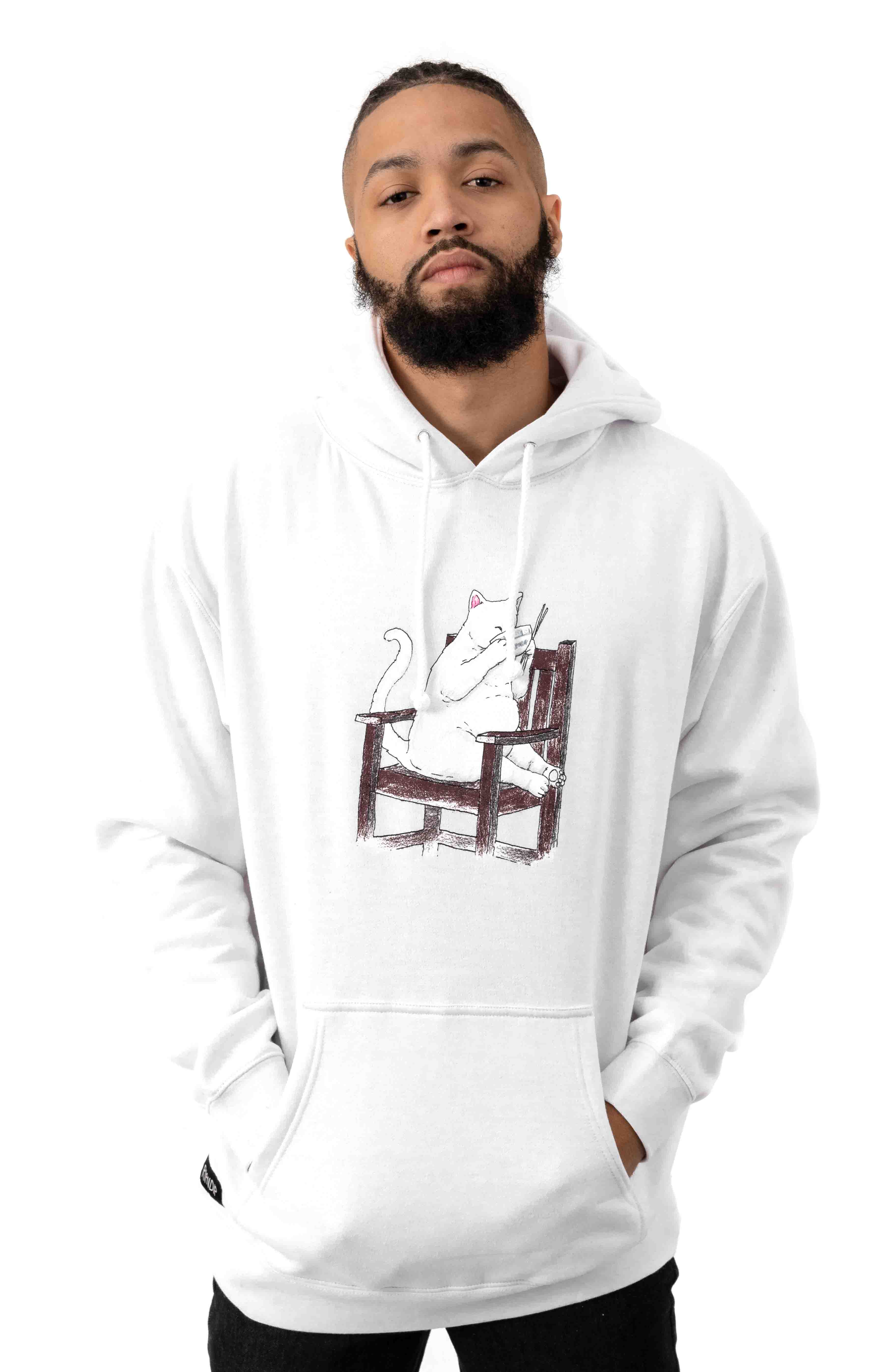 Take Out Pullover Hoodie