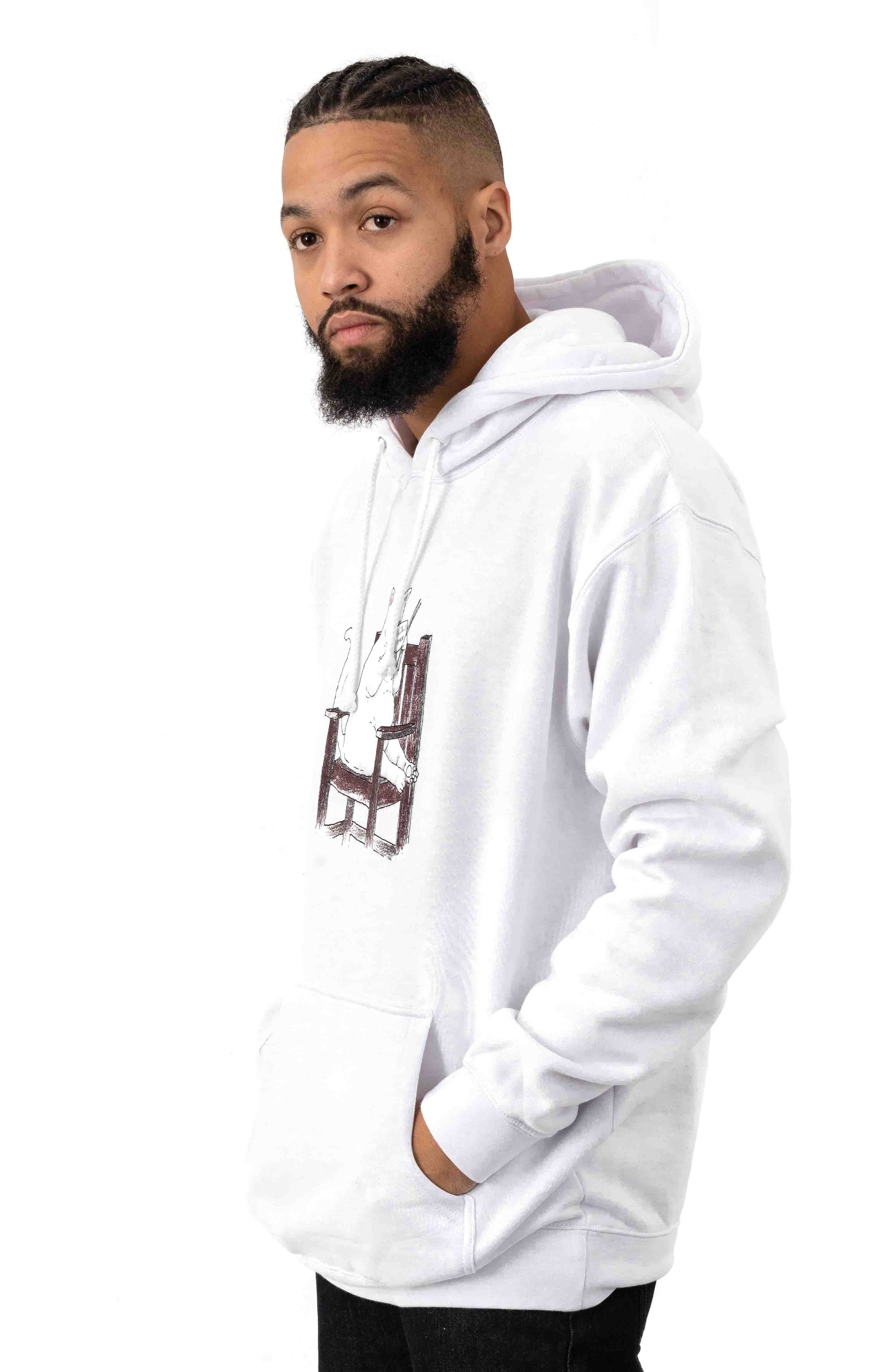 Take Out Pullover Hoodie  2
