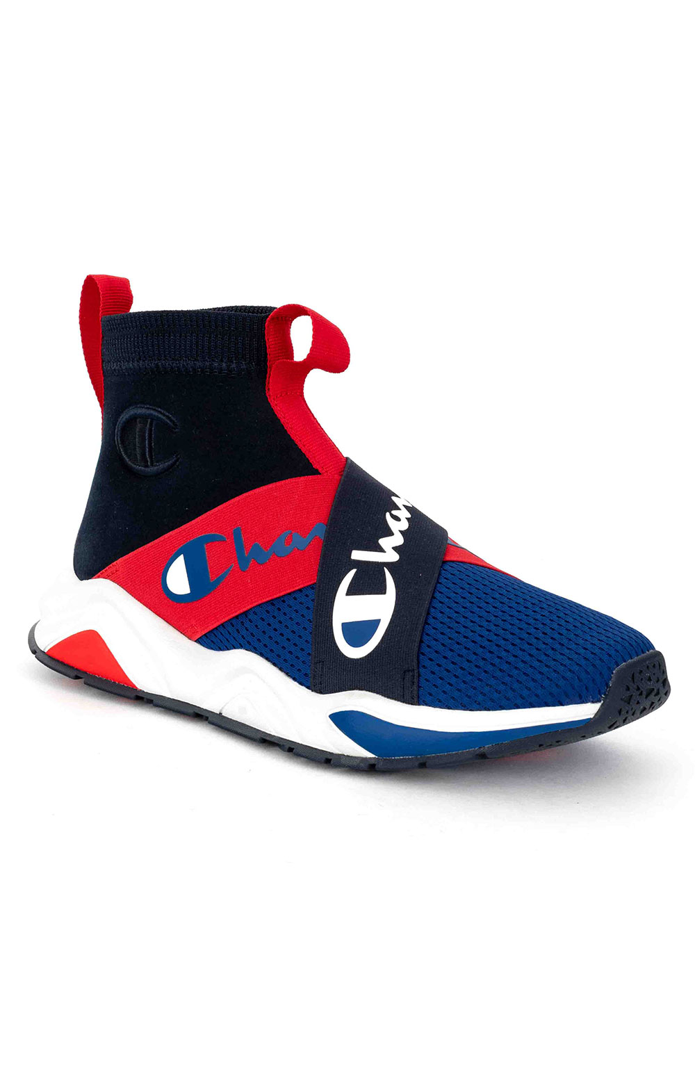 Rally Pro Shoes - Navy/Surf The Web 3
