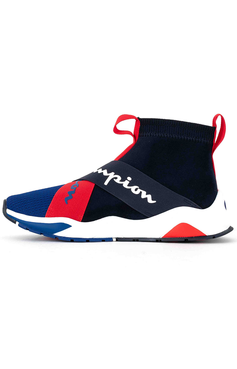 Rally Pro Shoes - Navy/Surf The Web 4