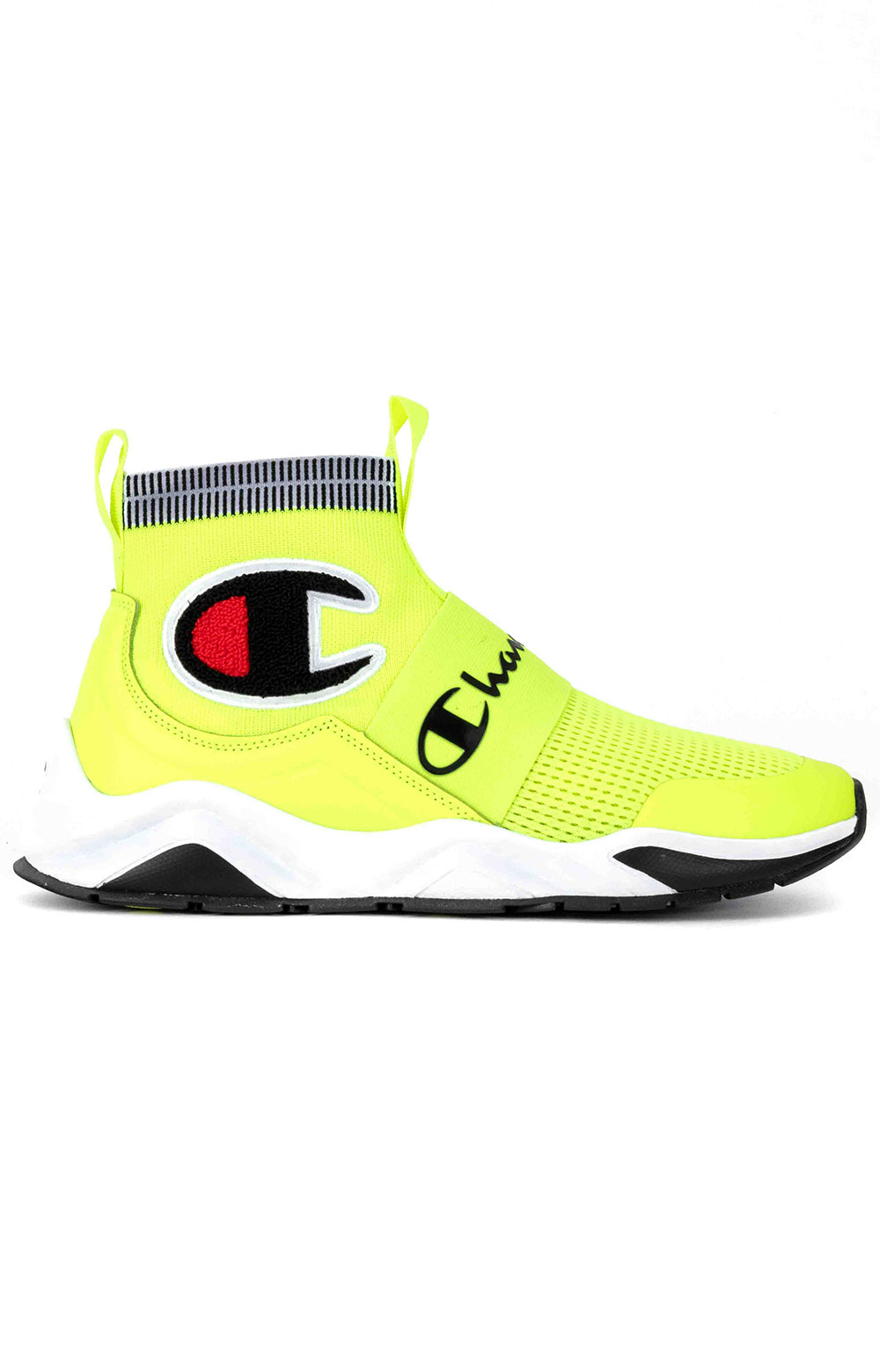 Rally Pro Shoes - Neon Light/Black