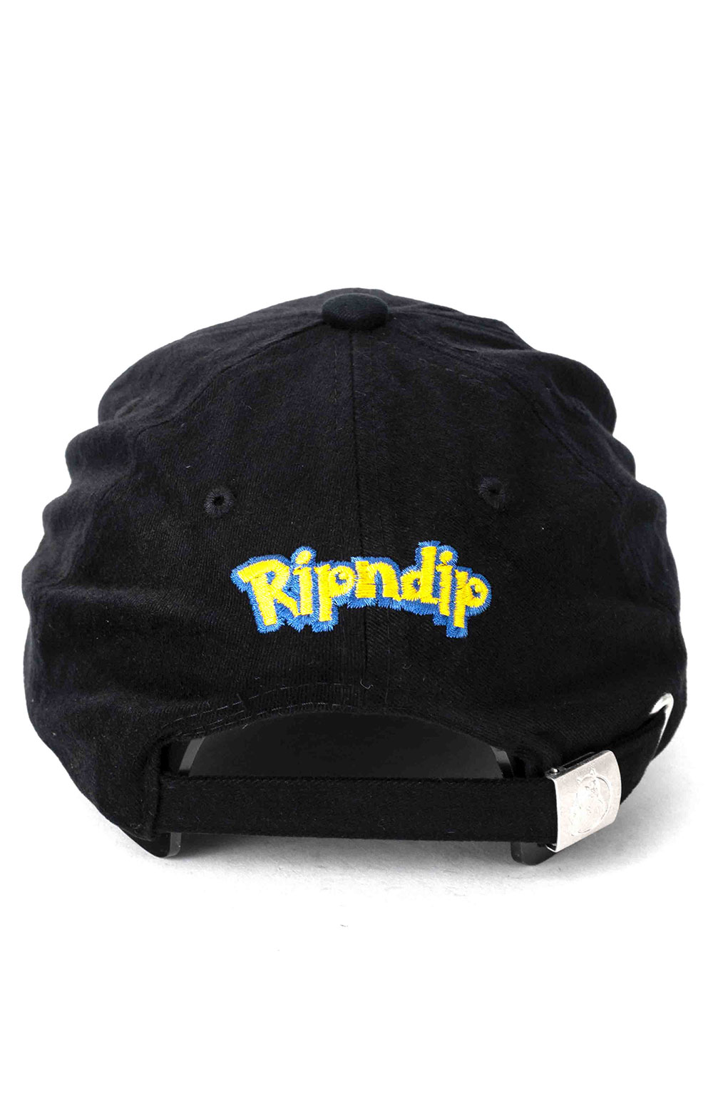 Catch Em All Strap-Back Hat - Black 3
