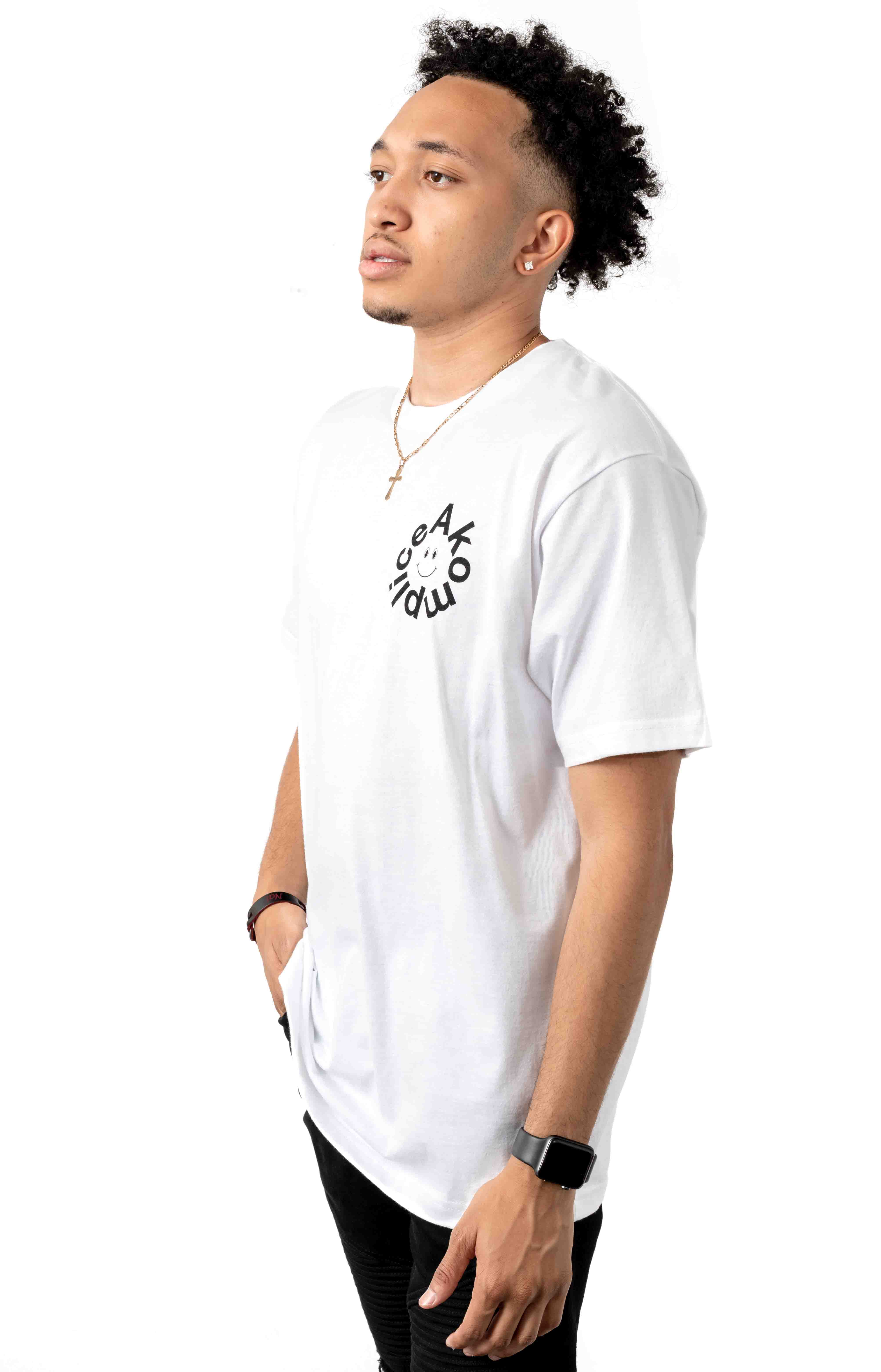 Have A Nice T-Shirt - White 2