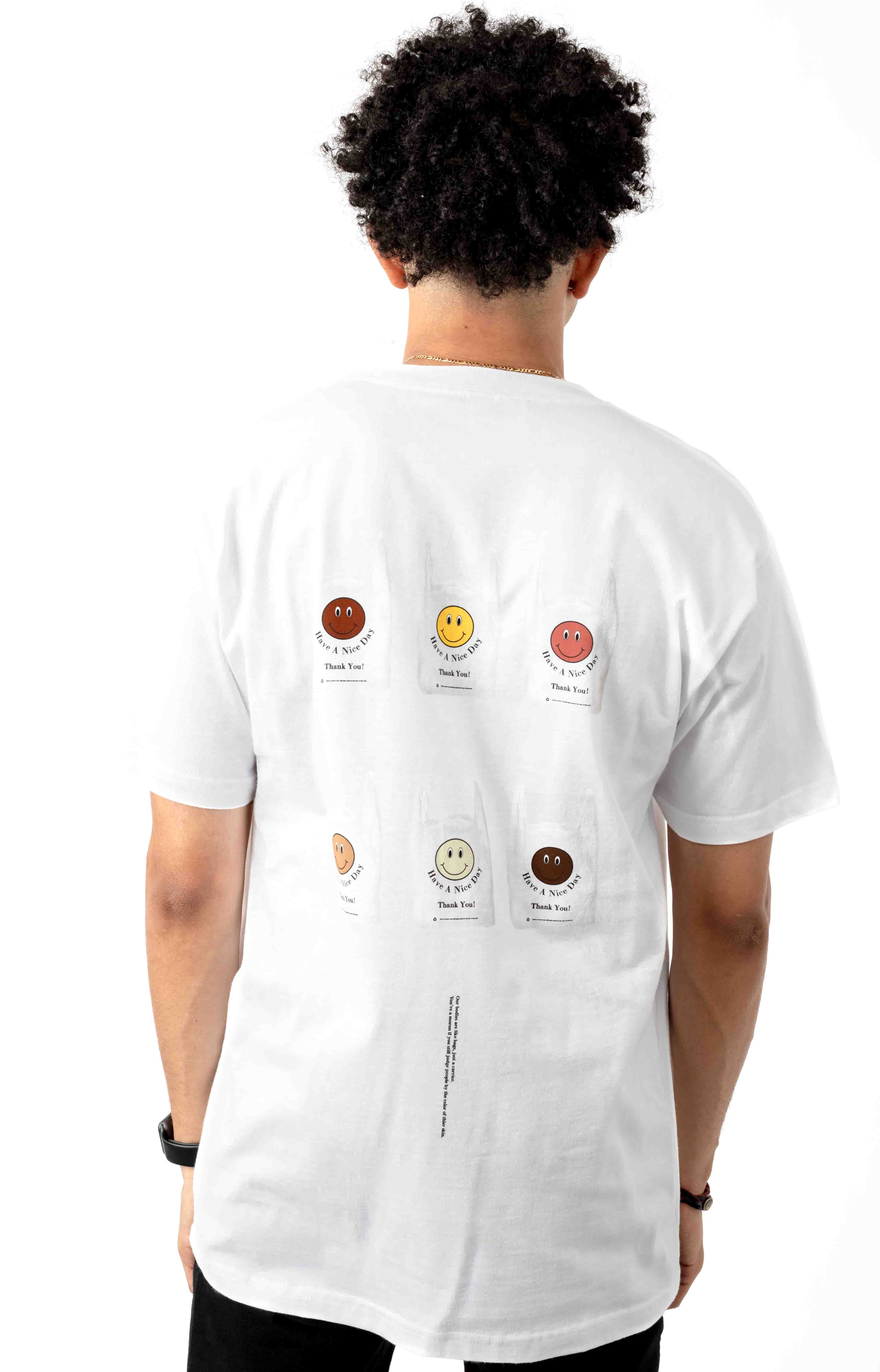 Have A Nice T-Shirt - White 3