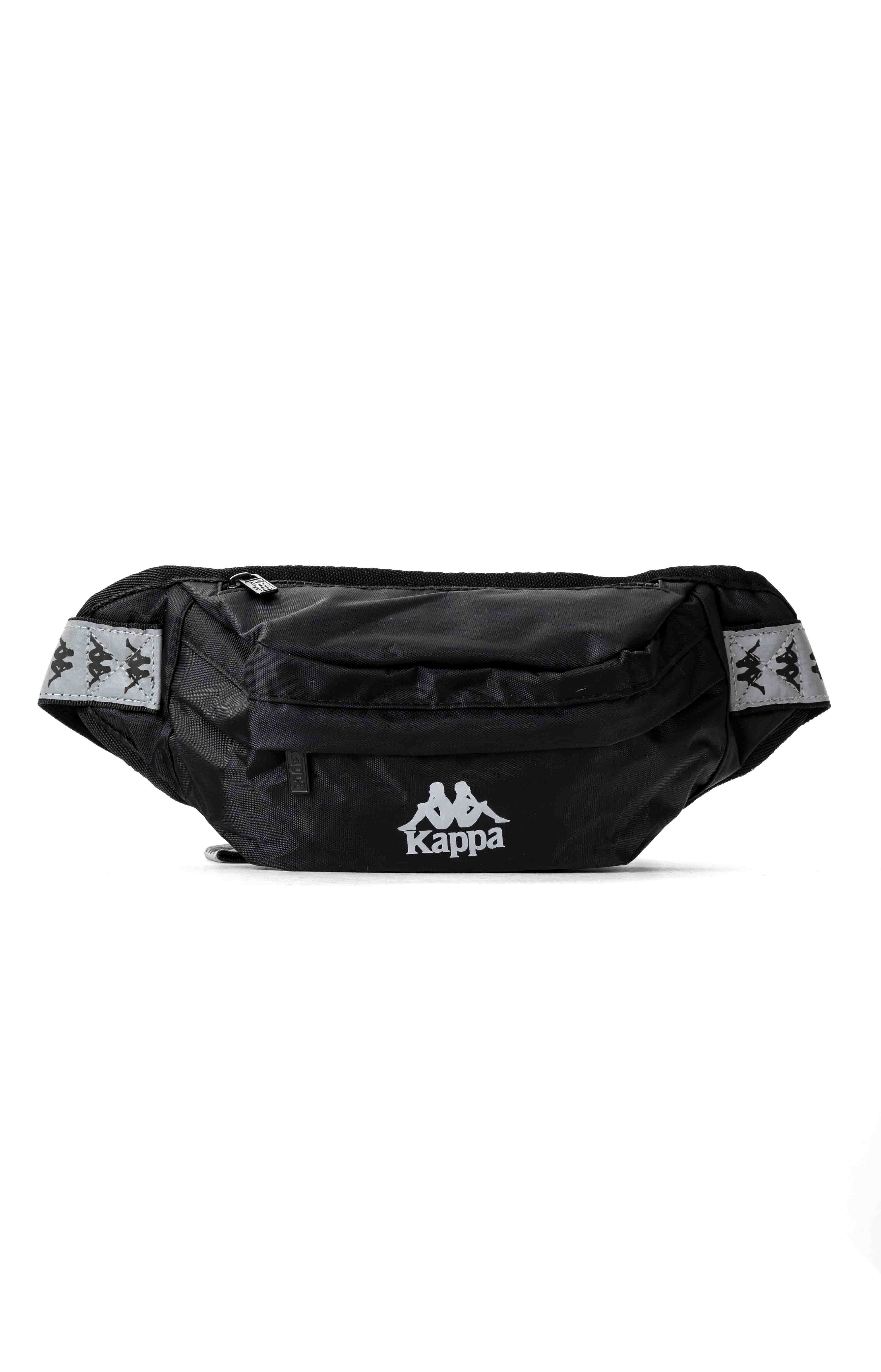 222 Banda Dante Danky Bag - Black/Grey