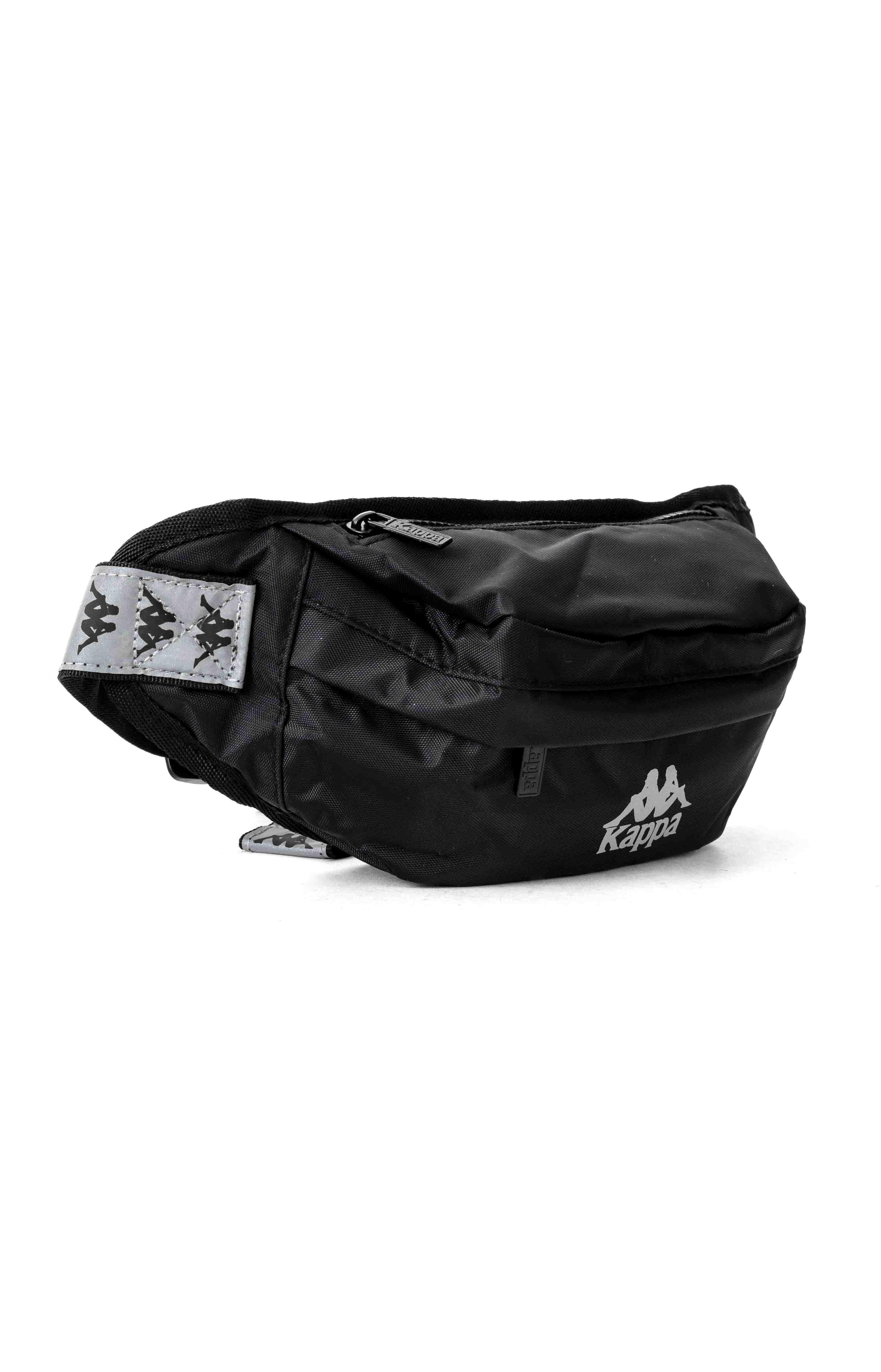 222 Banda Dante Danky Bag - Black/Grey 2