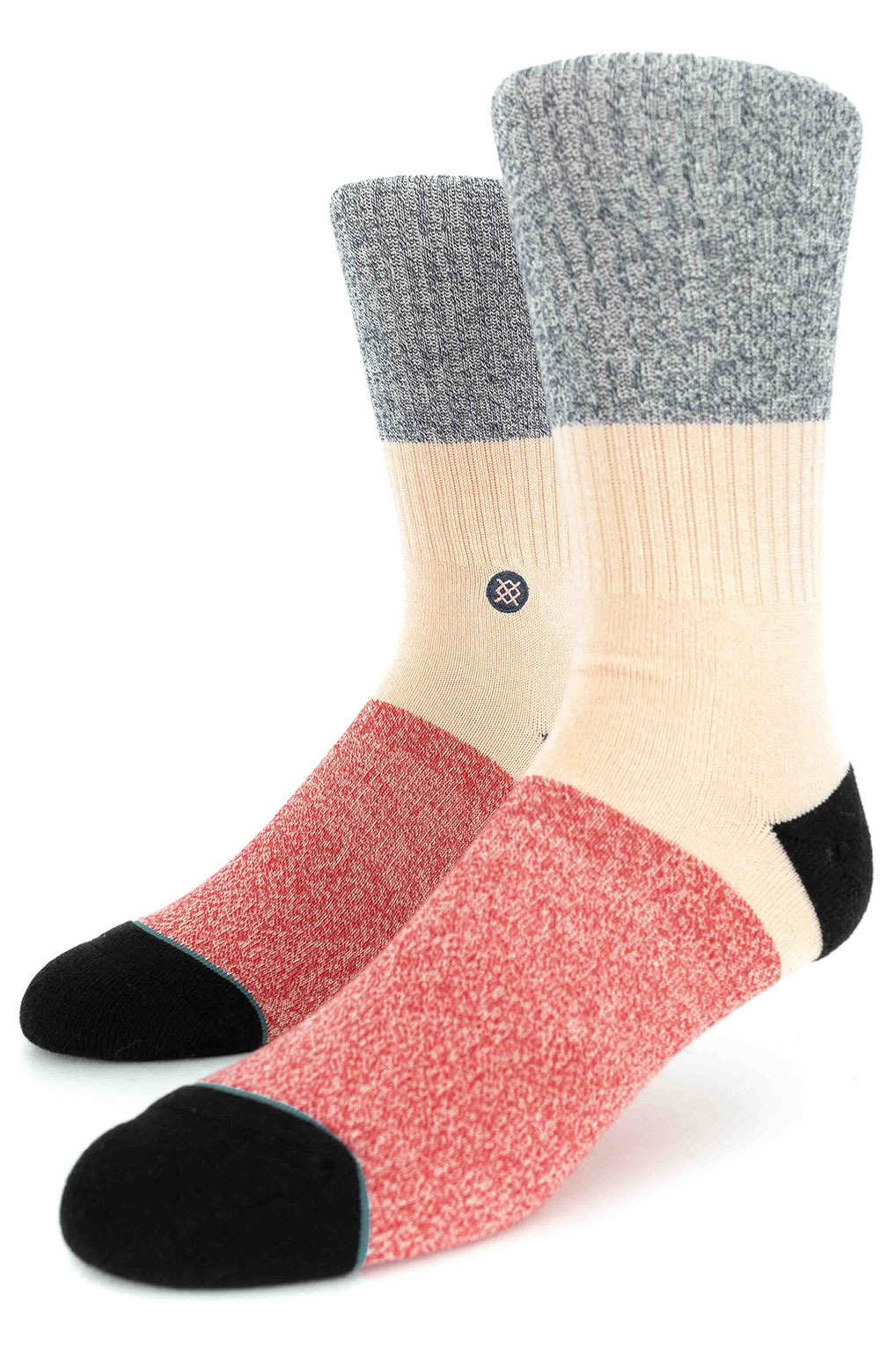 Neapolitan Socks - Navy