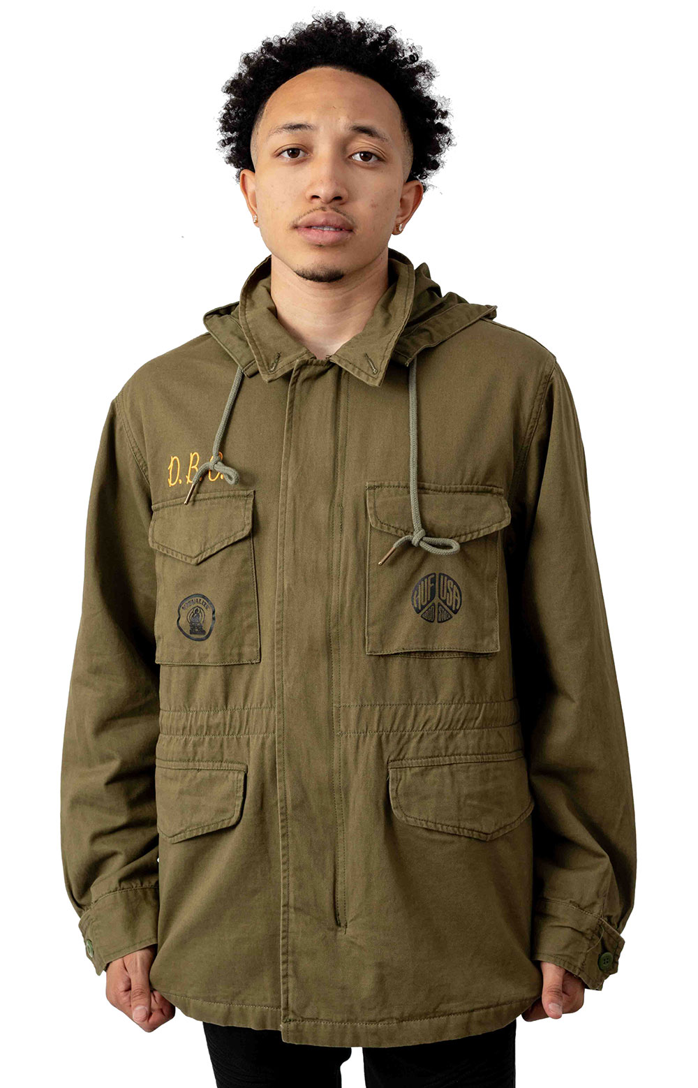 Woodstock Objector M65 Jacket
