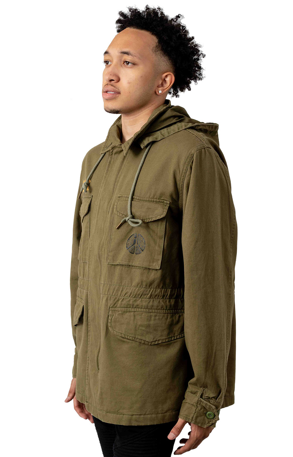 Woodstock Objector M65 Jacket  2