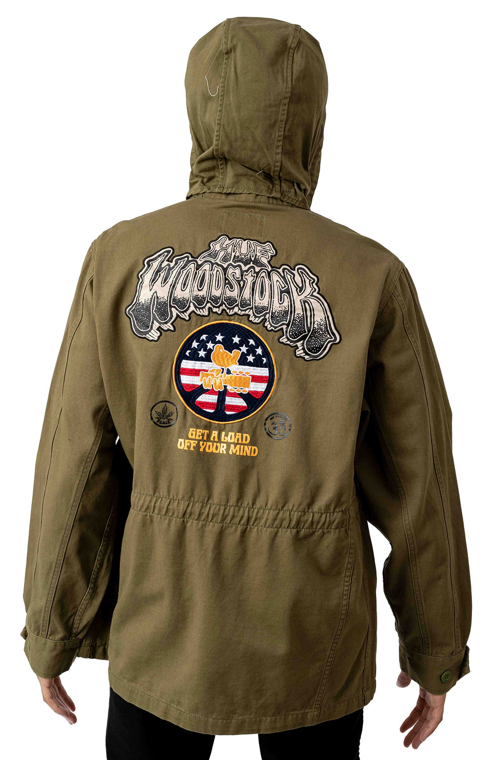 Woodstock Objector M65 Jacket  3
