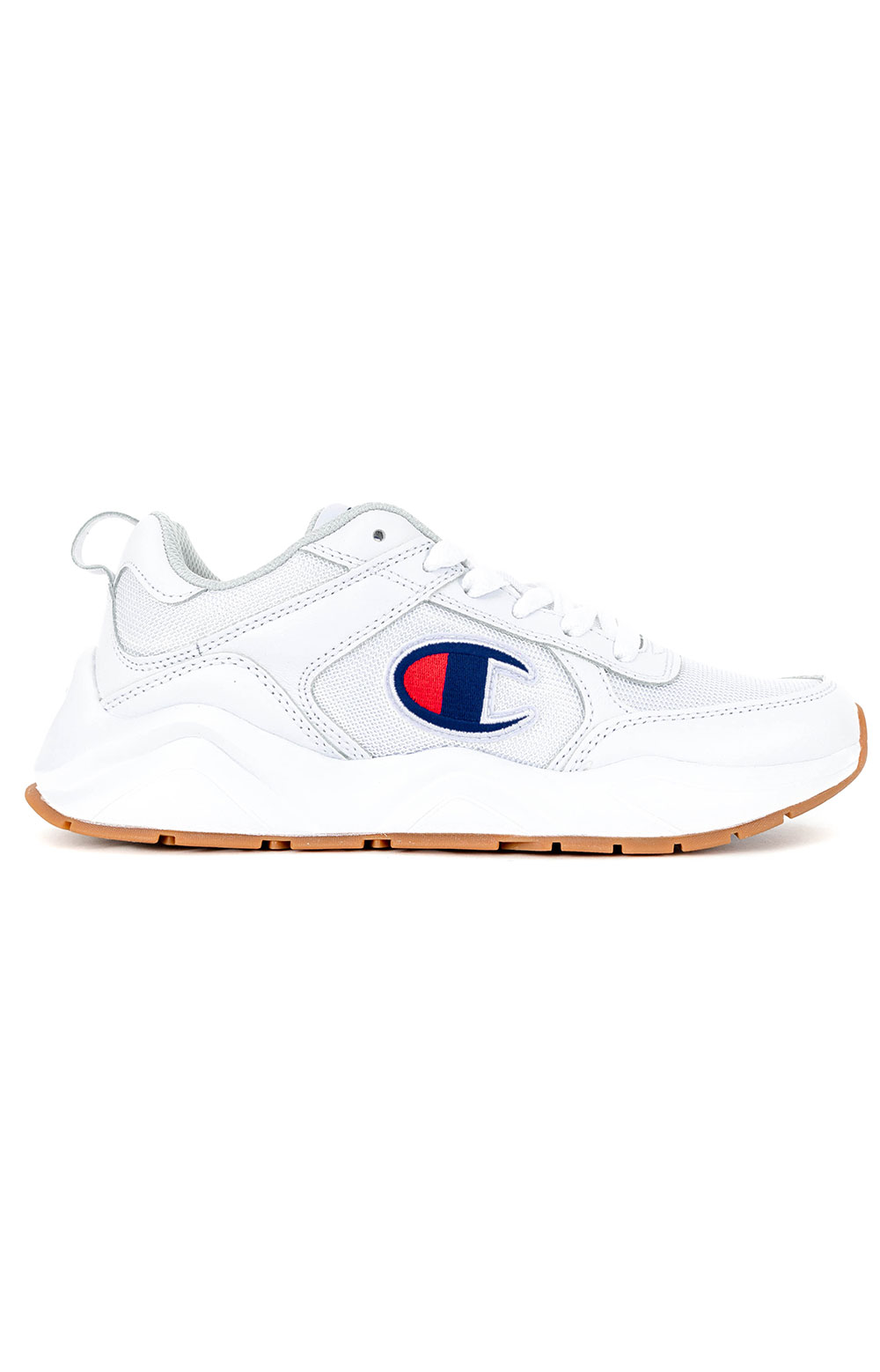 93 Eighteen Shoes - Classic White