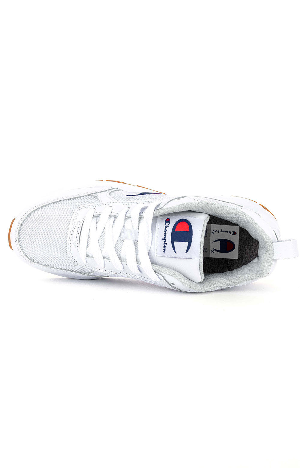 93 Eighteen Shoes - Classic White 2