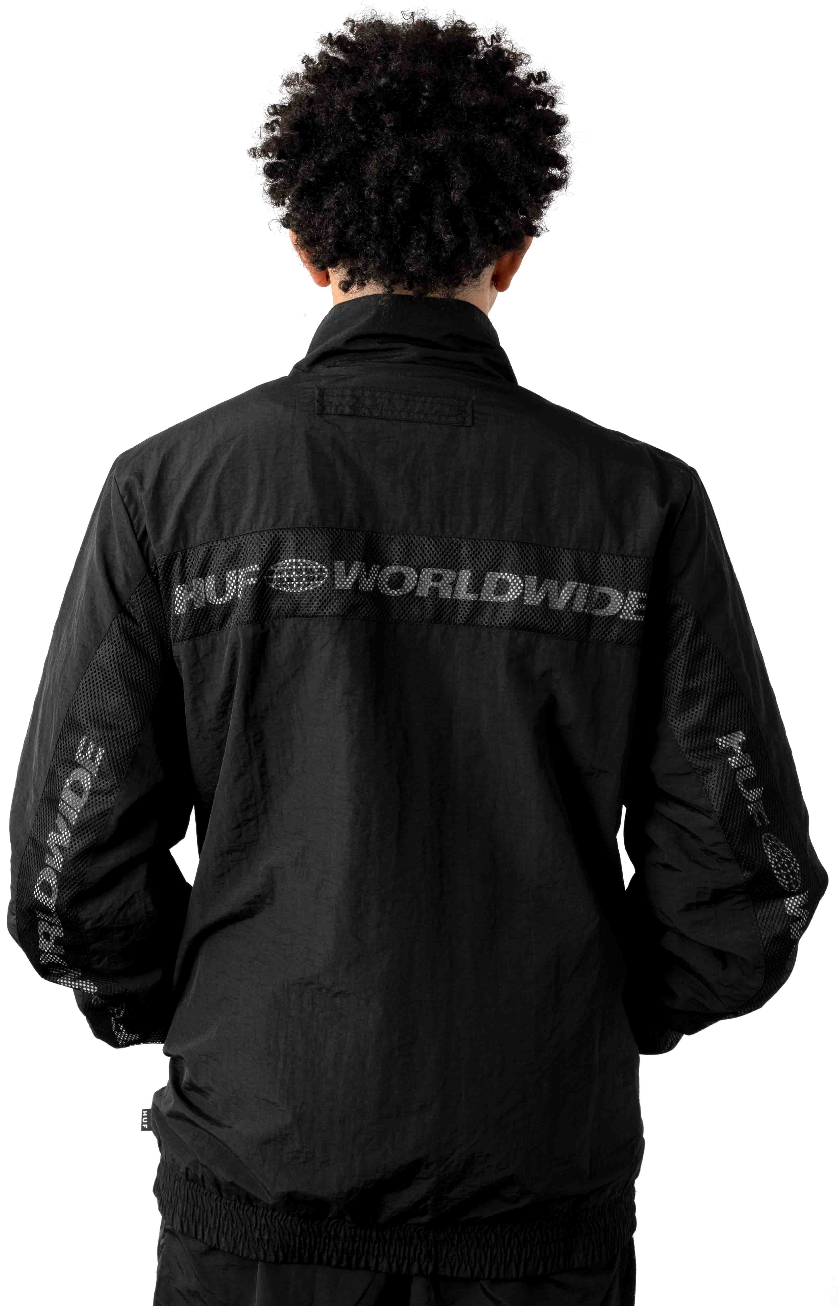 Marathon Track Jacket - Black 3