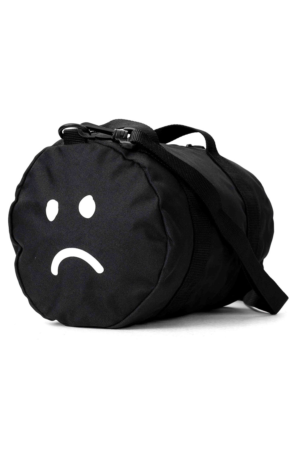 Happy Sad Mini Duffle Bag  4