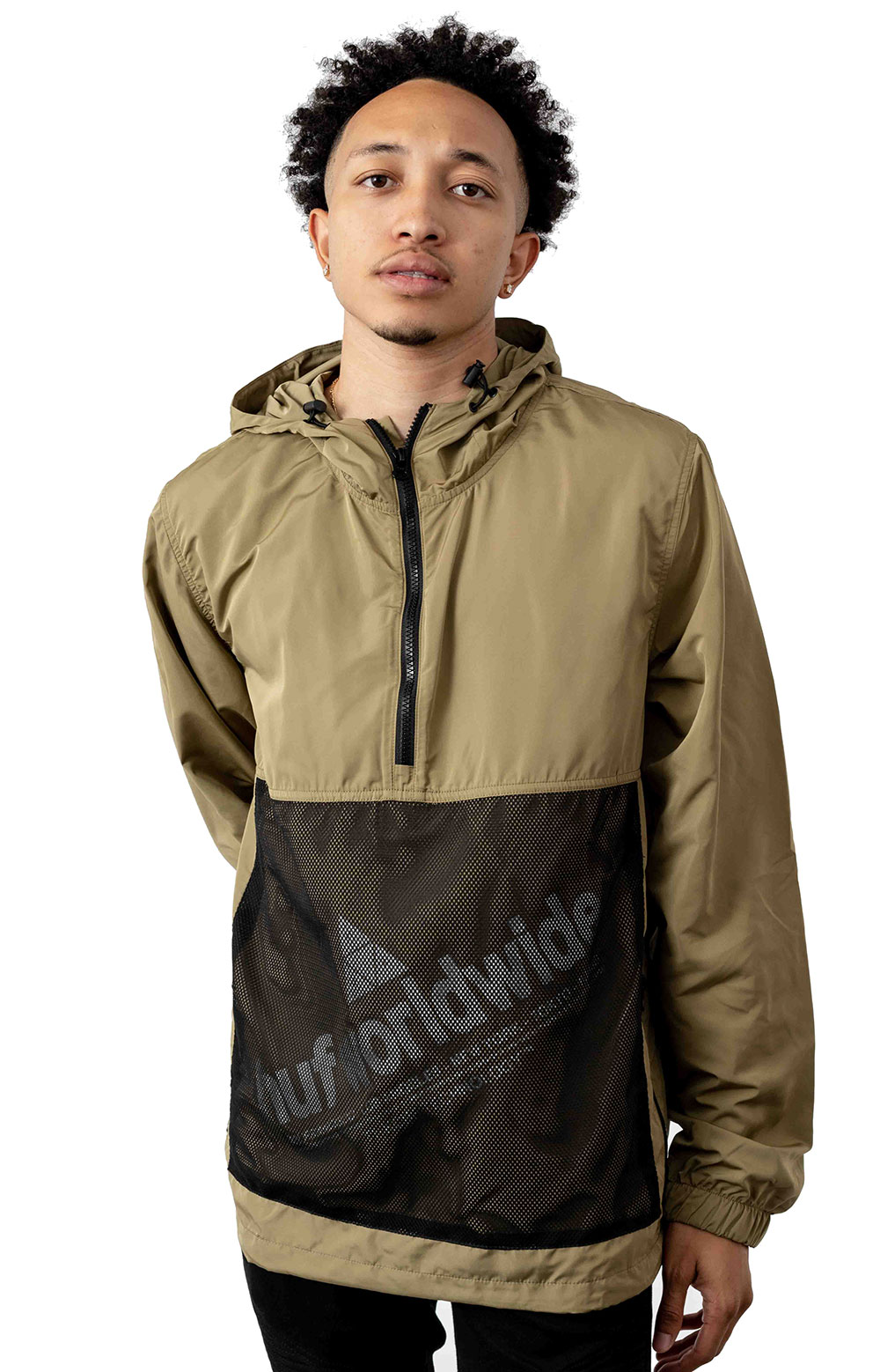 Wire Frame 2.0 Anorak - Dried Herb