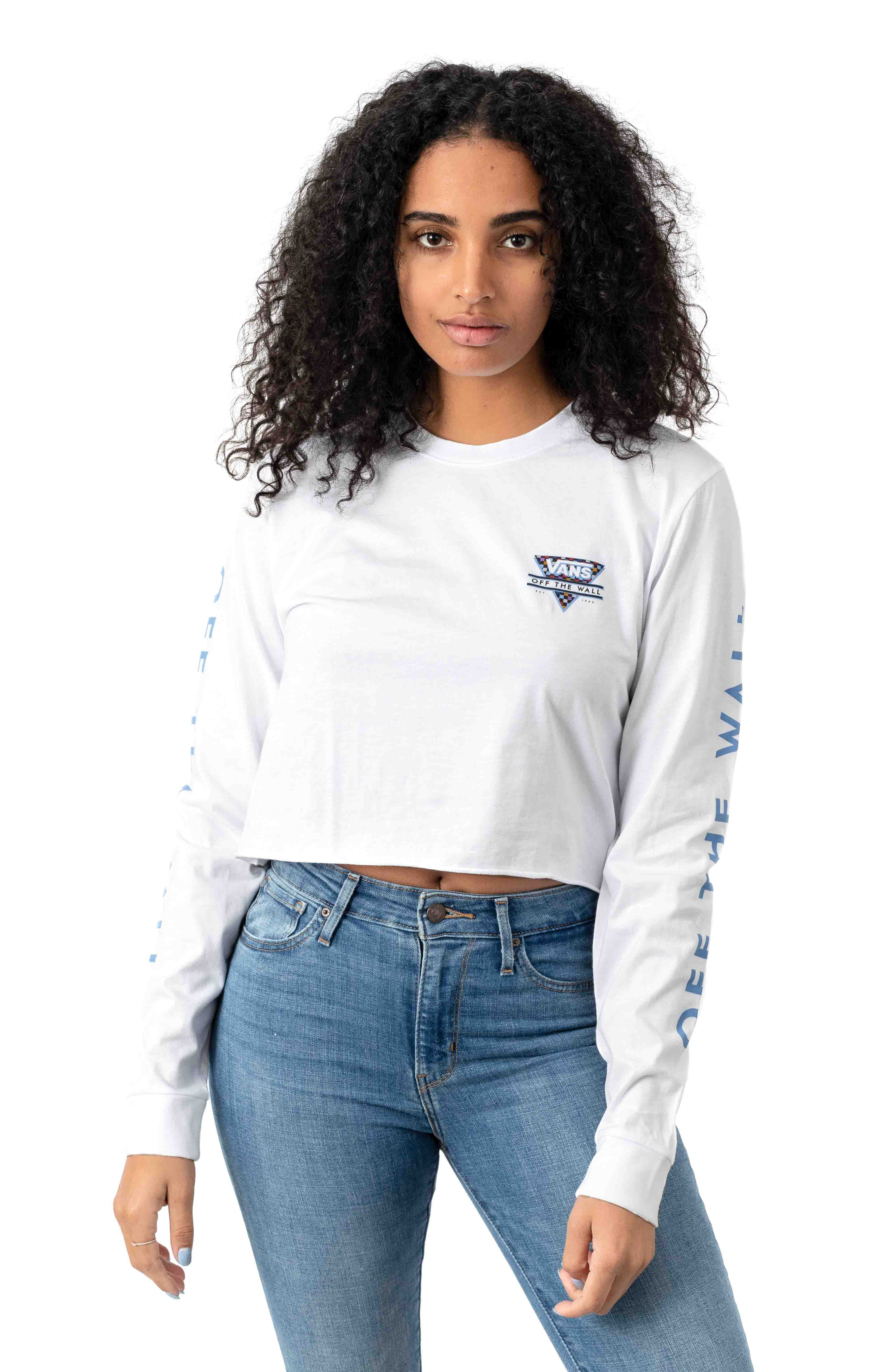 Particulate L/S Shirt - White