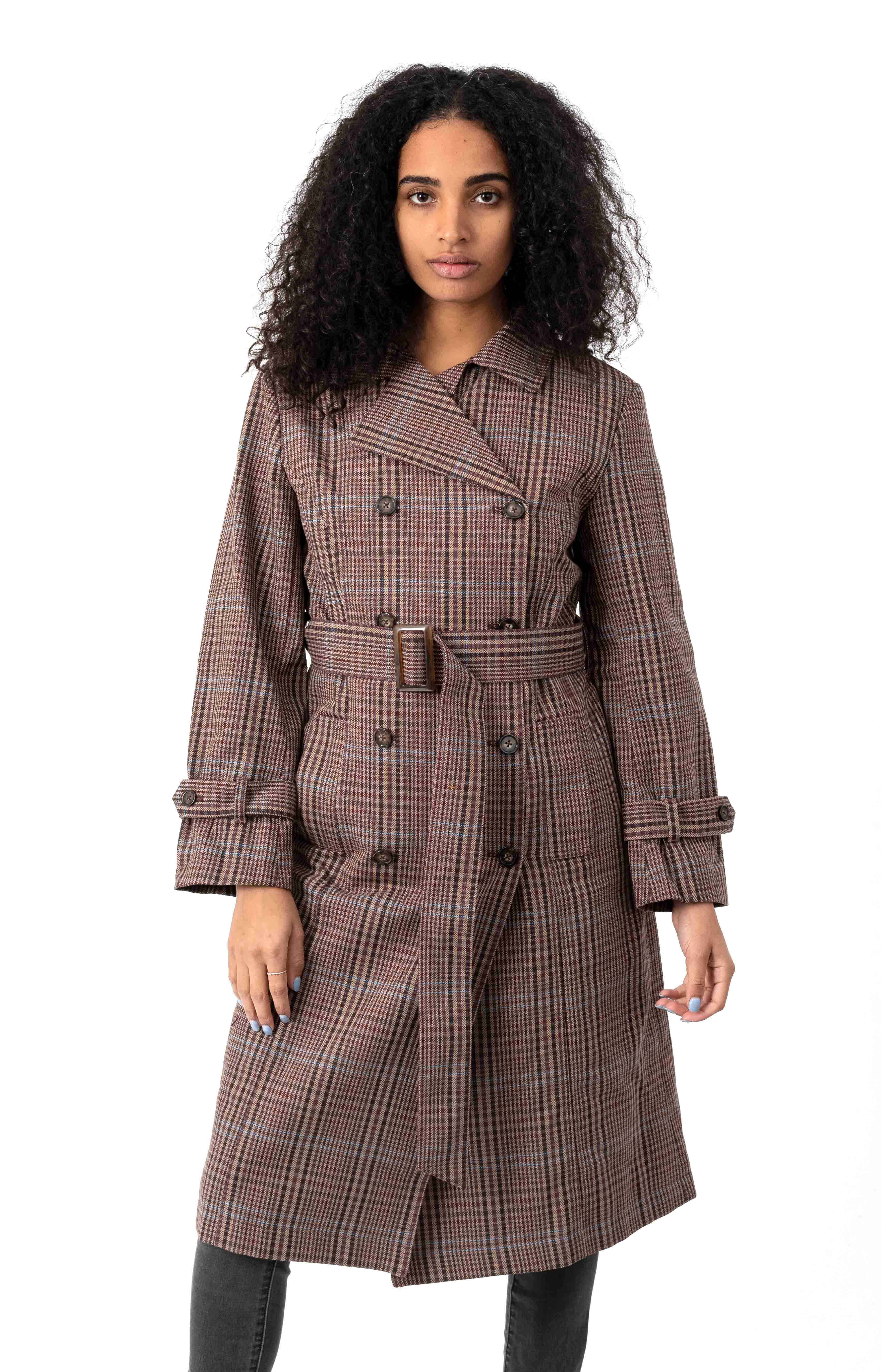 Bellevue Trench Coat