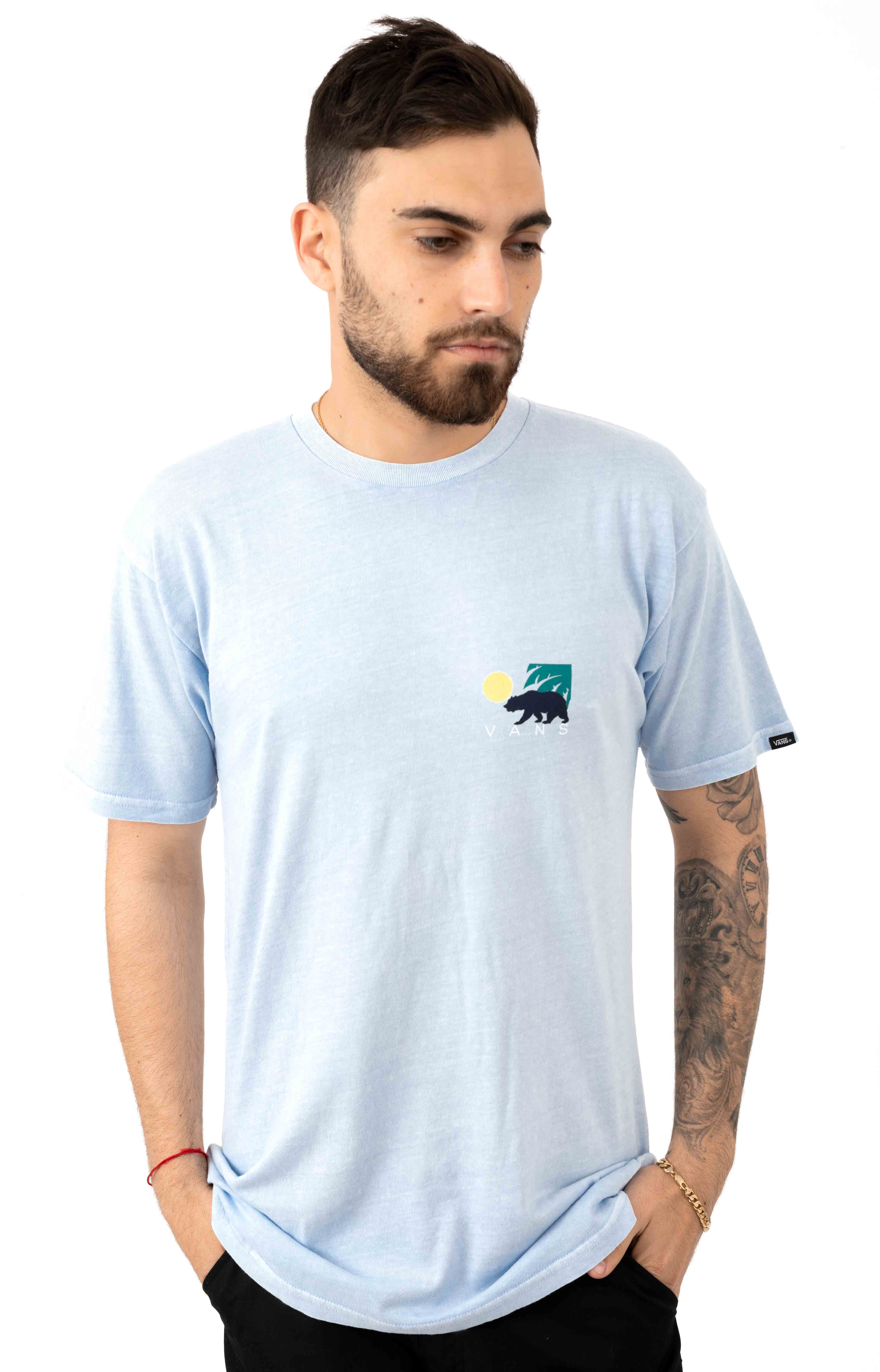 Cali Winter T-Shirt - Heather