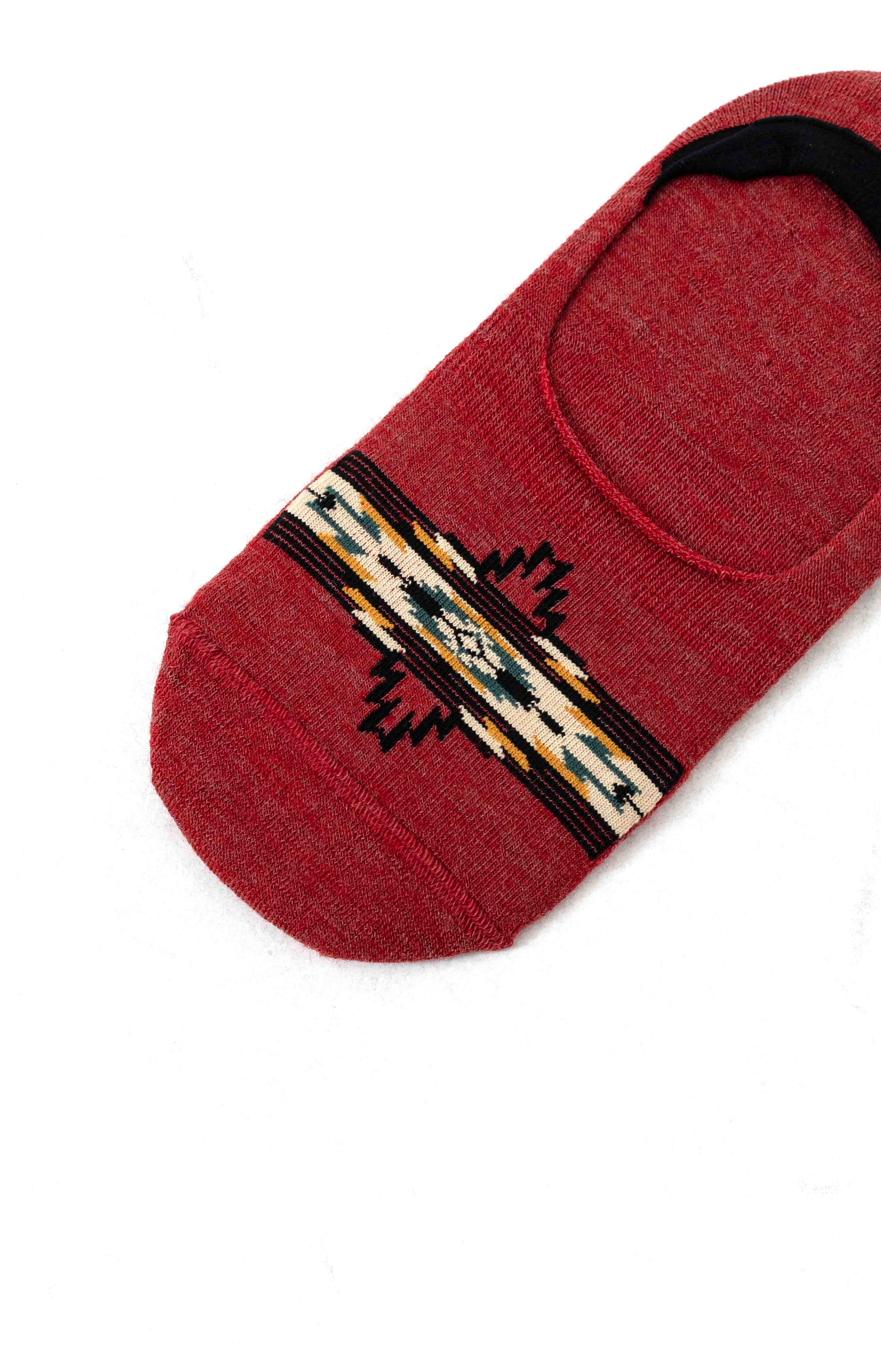 Chief Star Moc Sock - Red 2